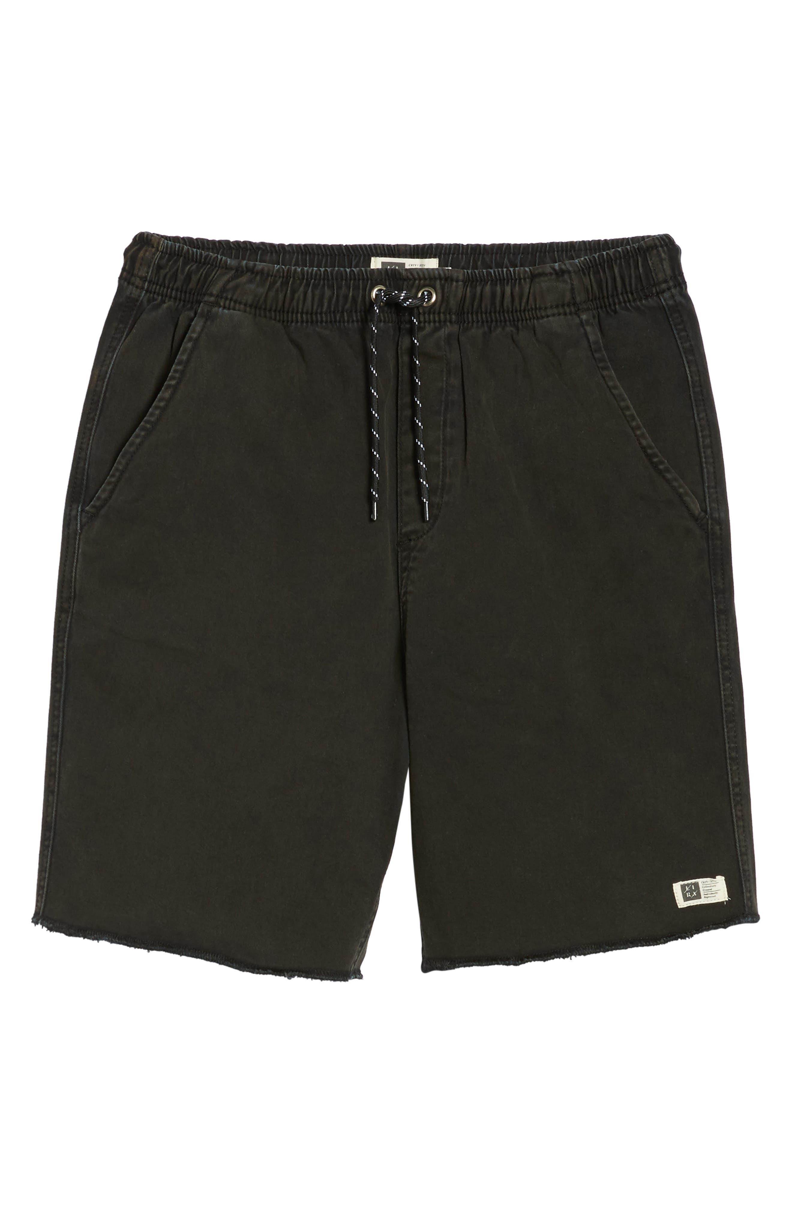 Frazier Walk Shorts,                             Alternate thumbnail 6, color,                             001