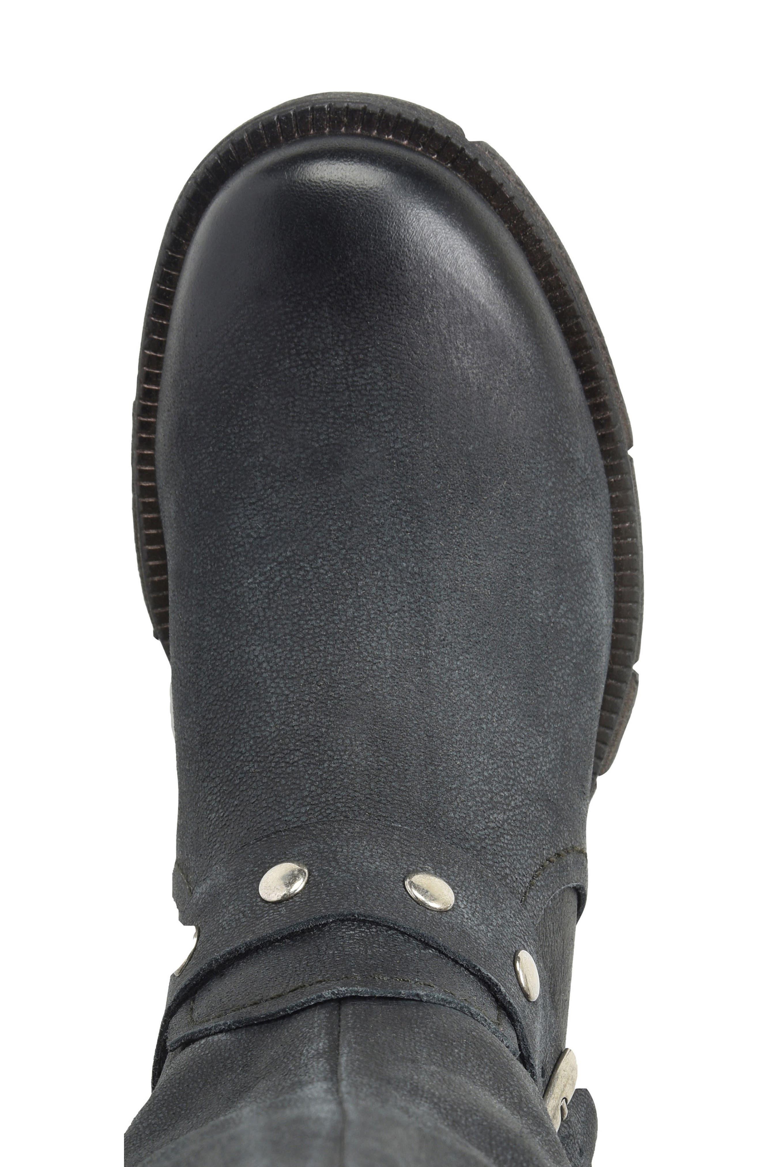 Ashland Knee High Boot,                             Alternate thumbnail 5, color,                             001