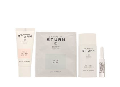 Dr. Barbara Sturm gift with purchase.