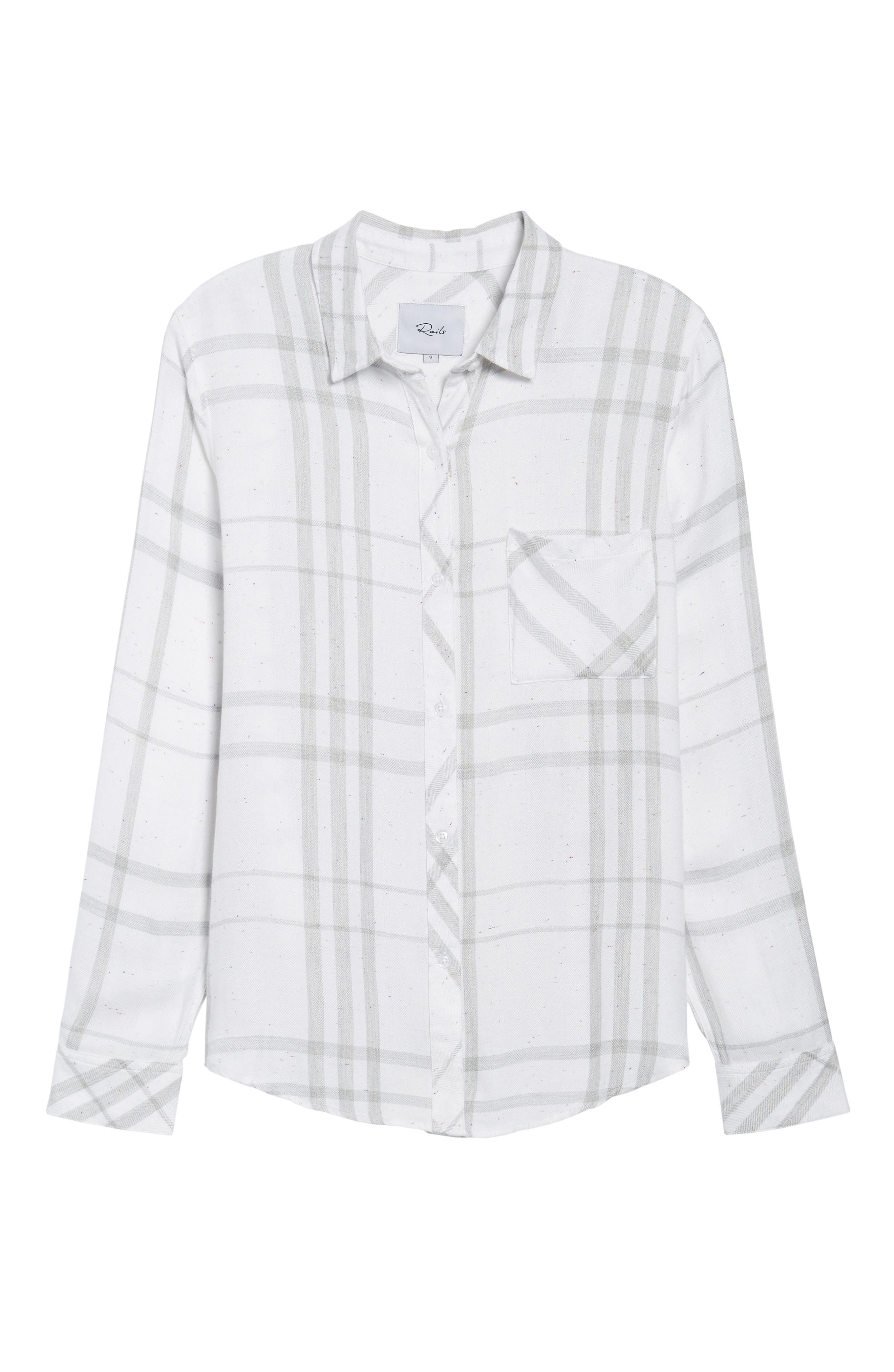 Hunter Plaid Shirt,                             Alternate thumbnail 701, color,