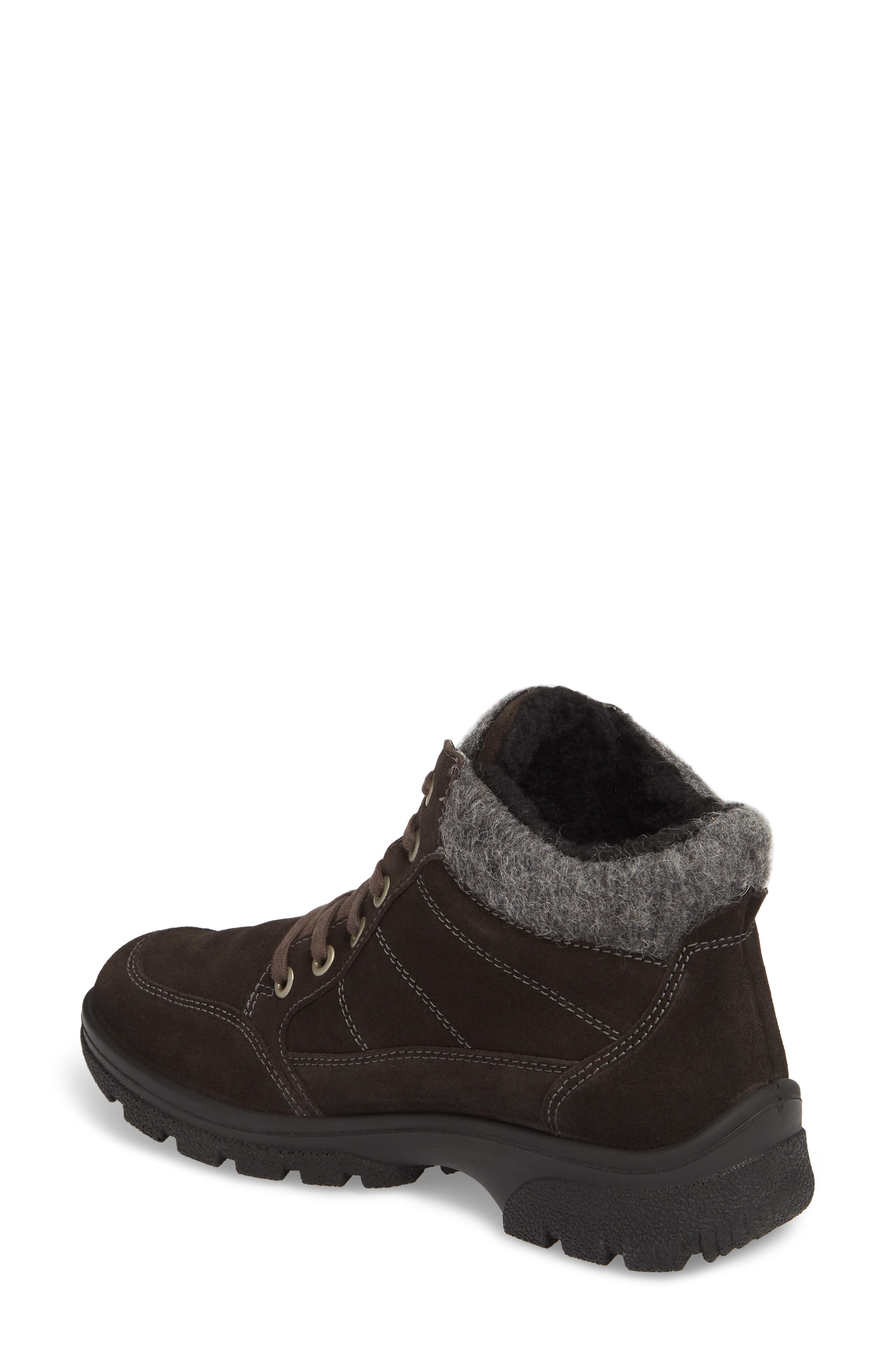 Waterproof Gore-Tex<sup>®</sup> Hiking Boot,                             Alternate thumbnail 2, color,                             LAVA SUEDE