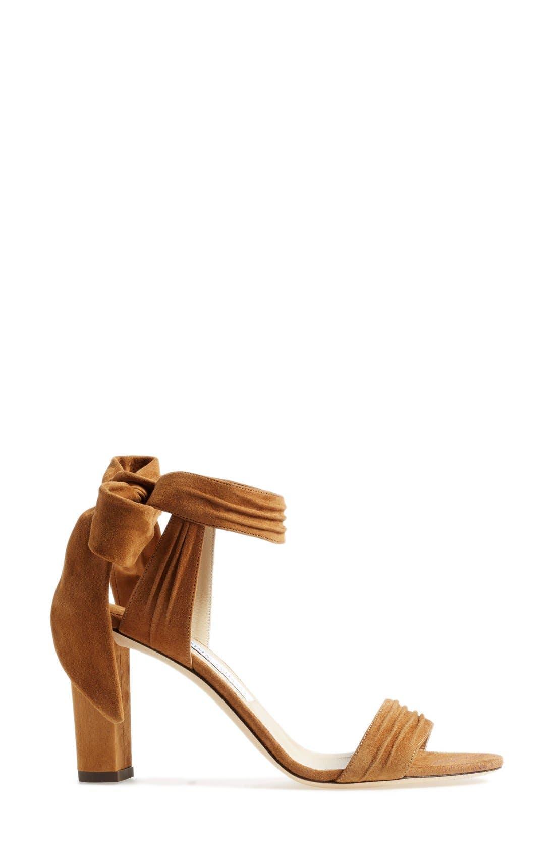 'Kora' Sandal,                             Alternate thumbnail 4, color,                             200