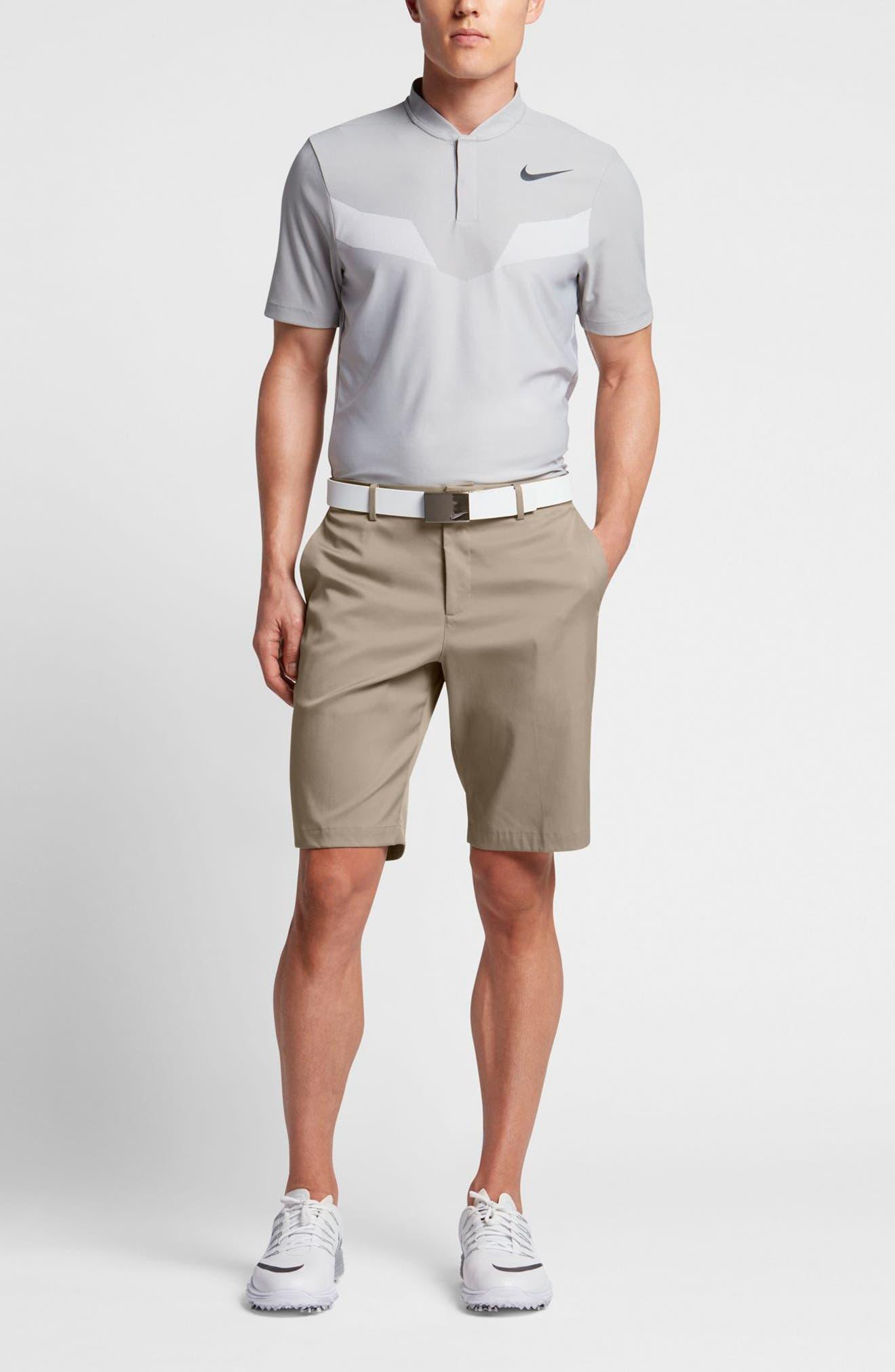 Flat Front Golf Shorts,                             Alternate thumbnail 69, color,