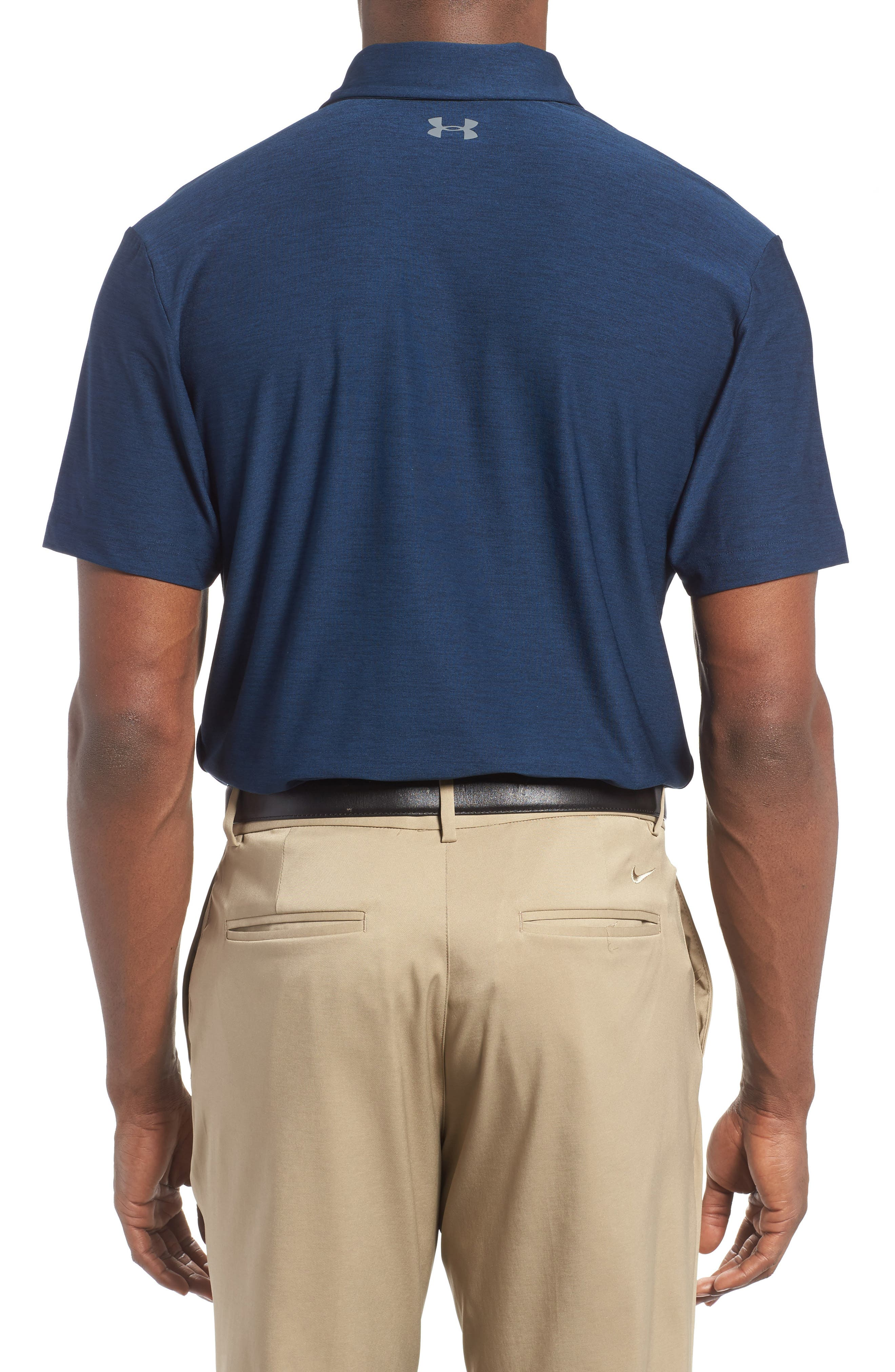 'Playoff' Loose Fit Short Sleeve Polo,                             Alternate thumbnail 103, color,
