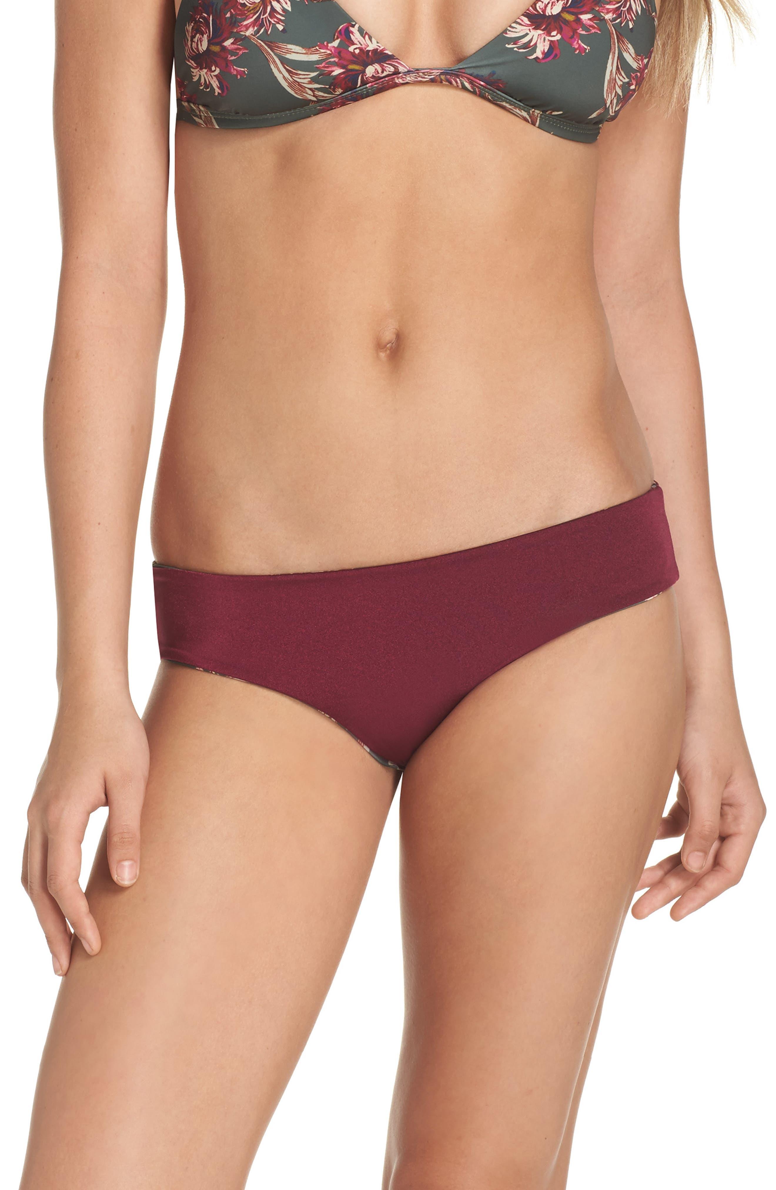 Reversible Hipster Bikini Bottoms,                             Alternate thumbnail 13, color,