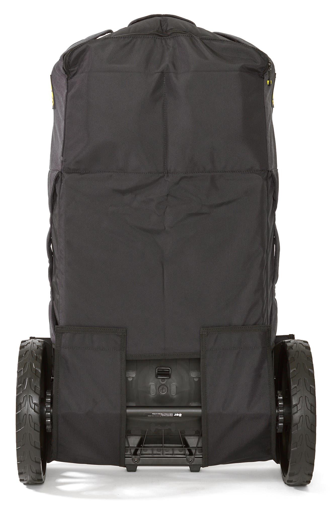 Cruiser Travel Bag,                             Alternate thumbnail 2, color,                             BLACK