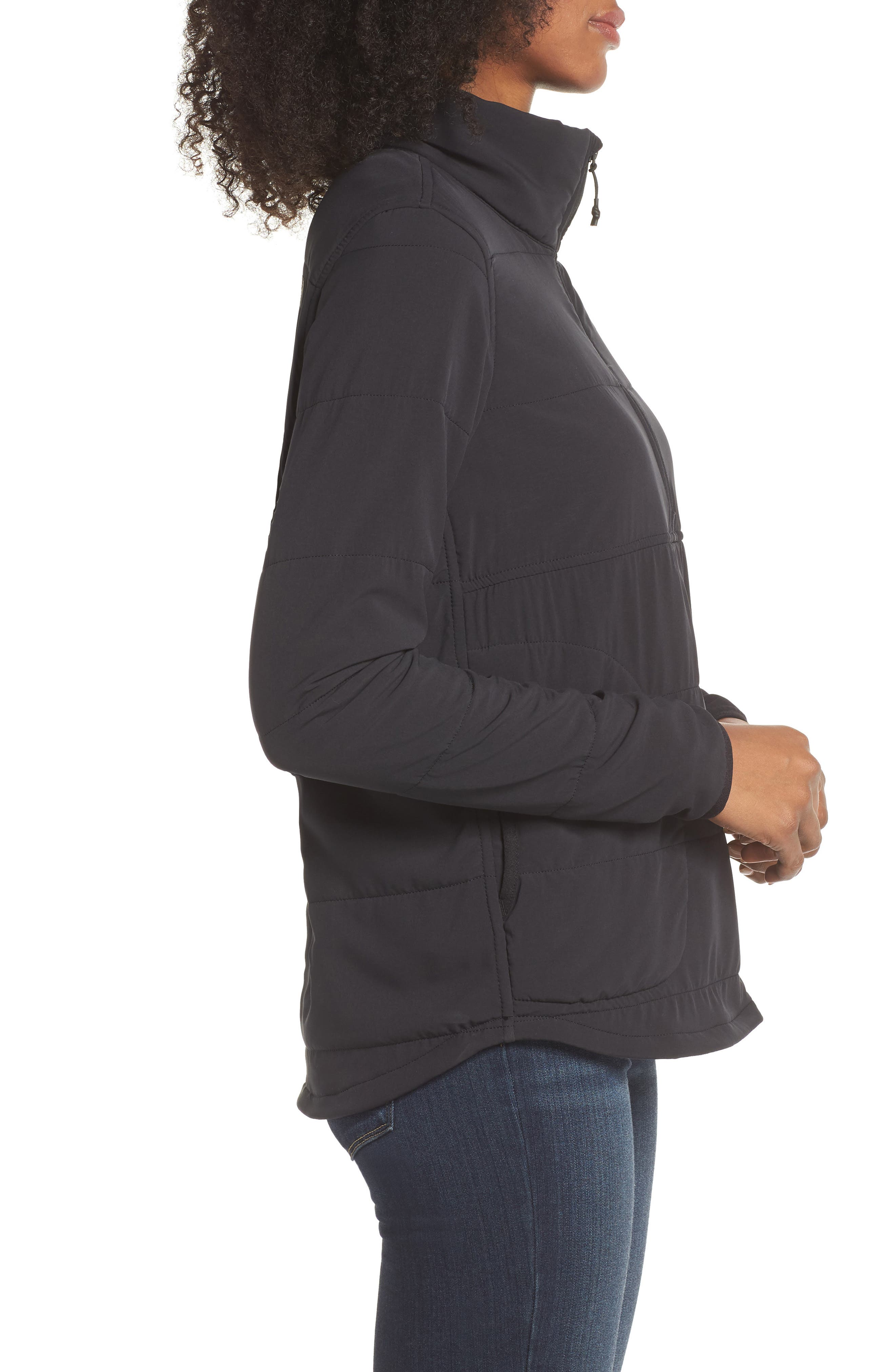 Mountain Sweatshirt Quarter Zip Pullover,                             Alternate thumbnail 8, color,