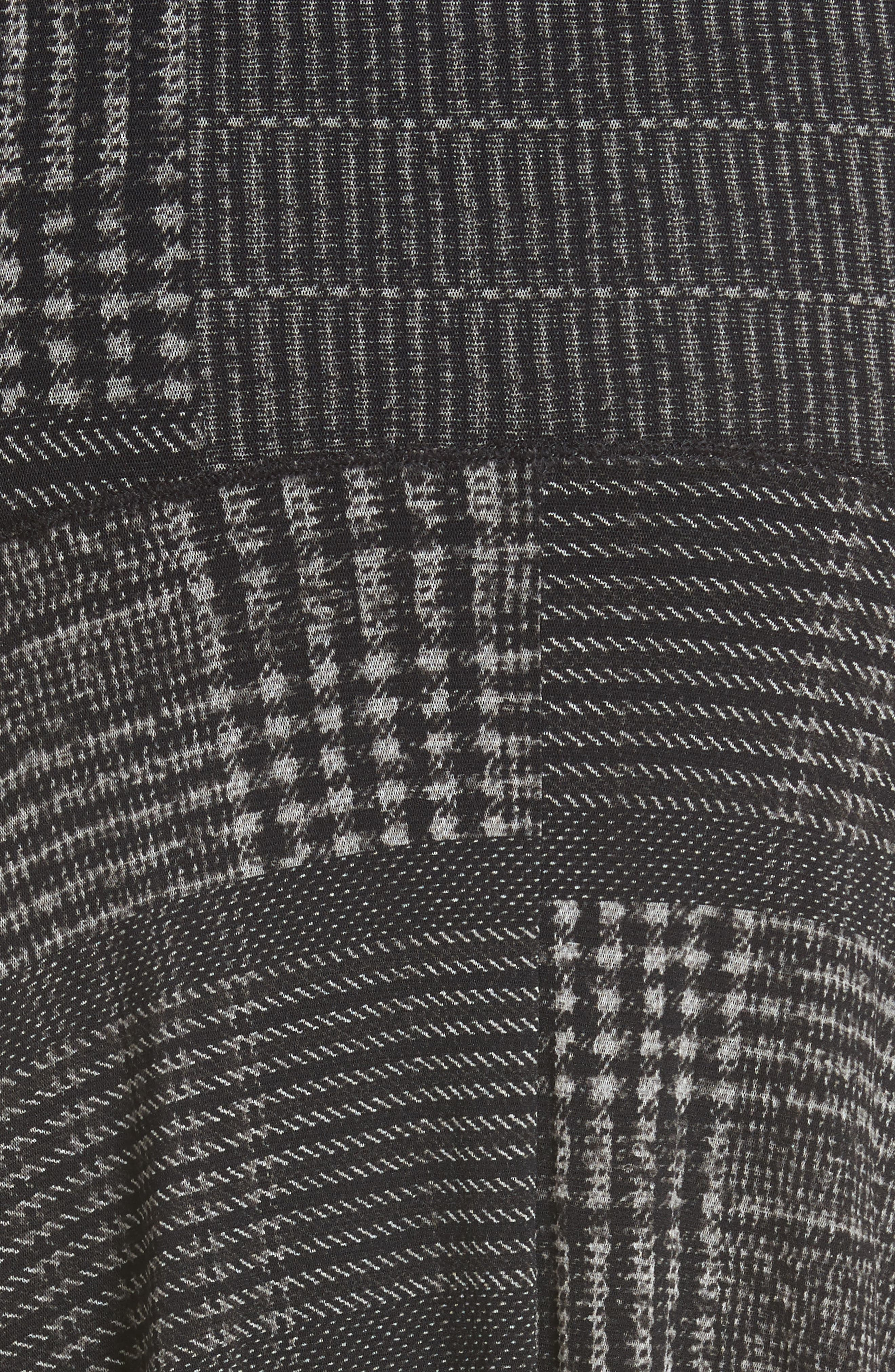 Tulle Maxi Skirt,                             Alternate thumbnail 5, color,                             001