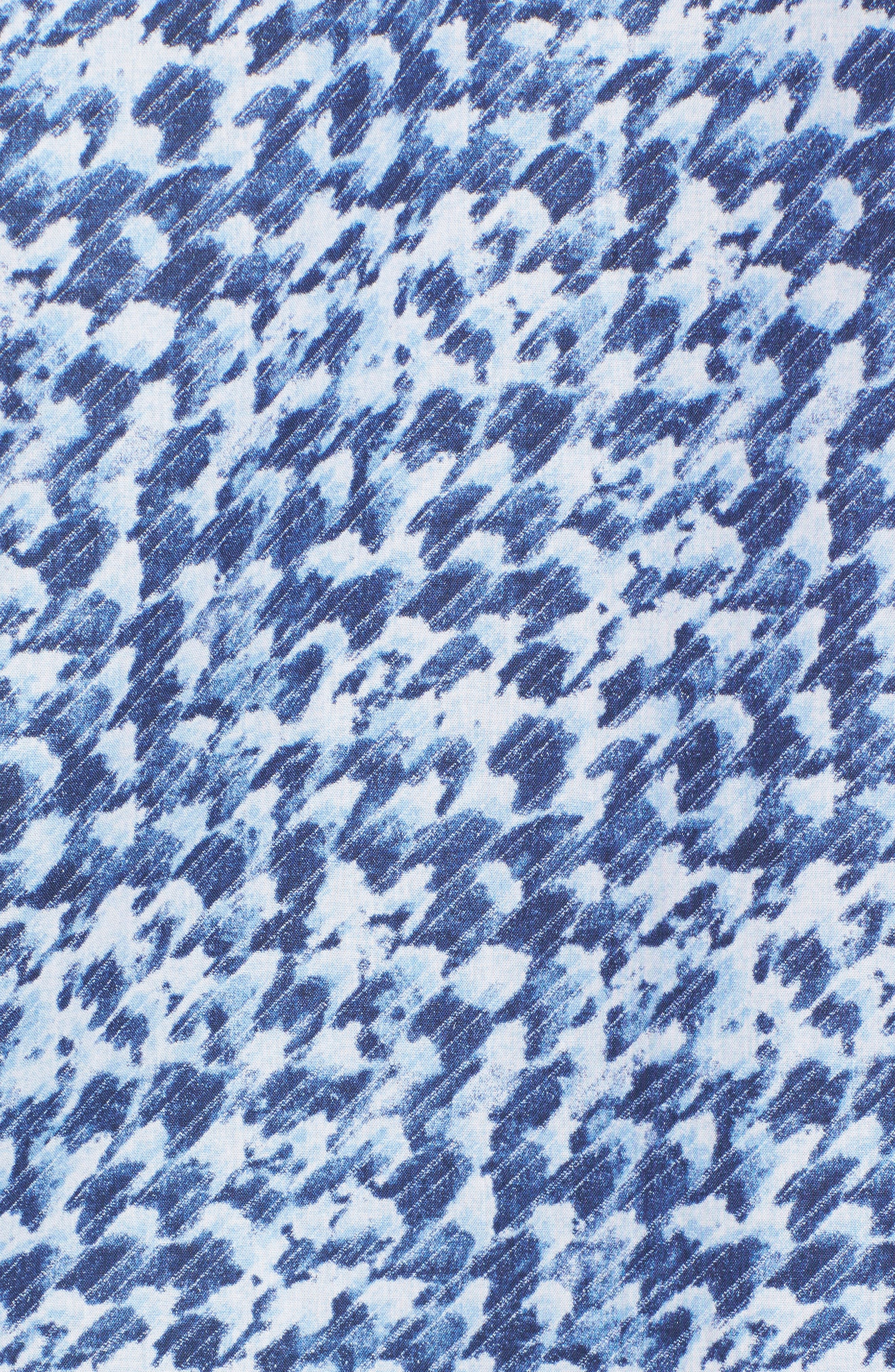 Classic Fit Patterned Sport Shirt,                             Alternate thumbnail 5, color,                             422
