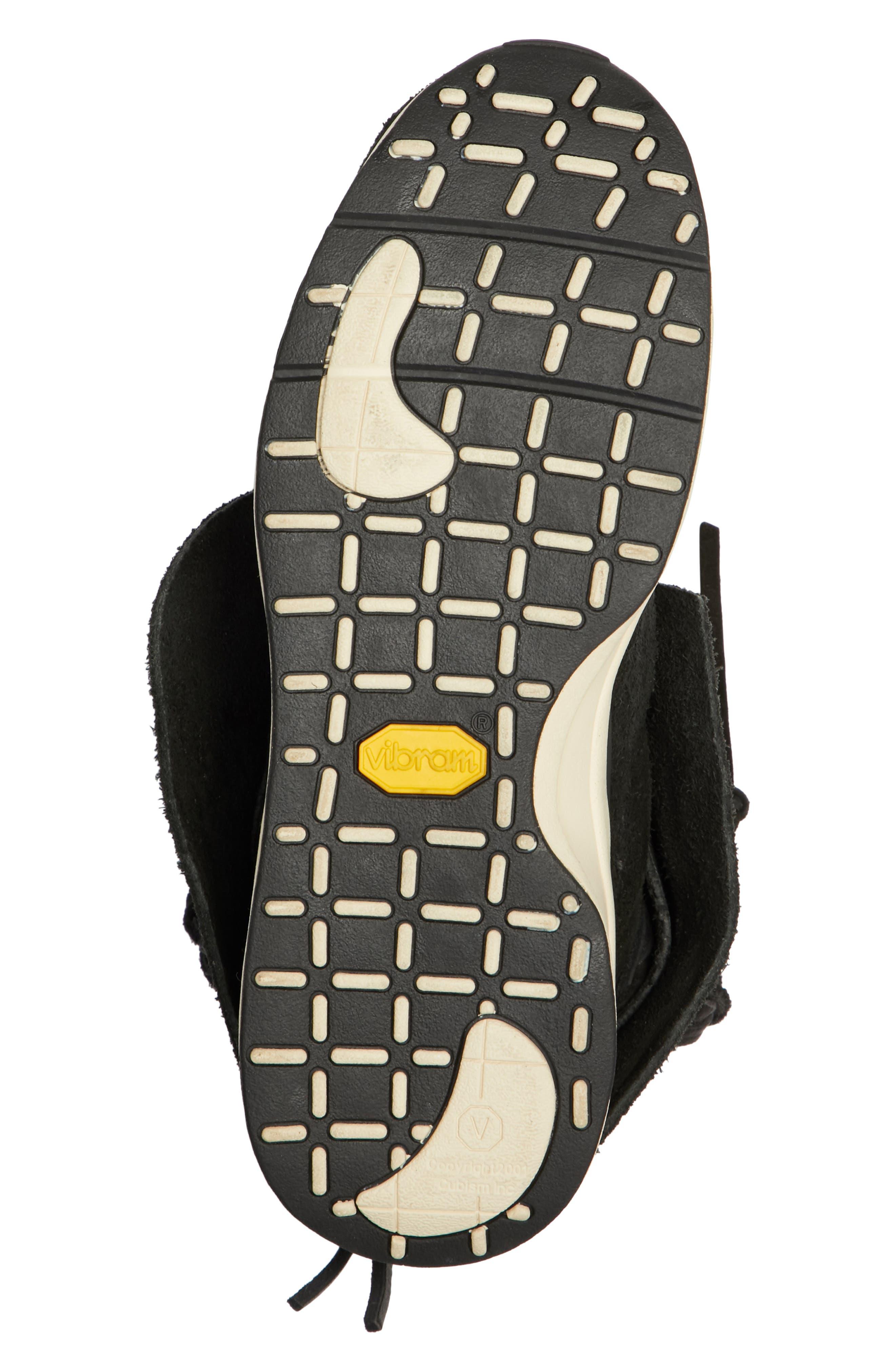 FBT Suede Moccasin Sneaker,                             Alternate thumbnail 6, color,                             003