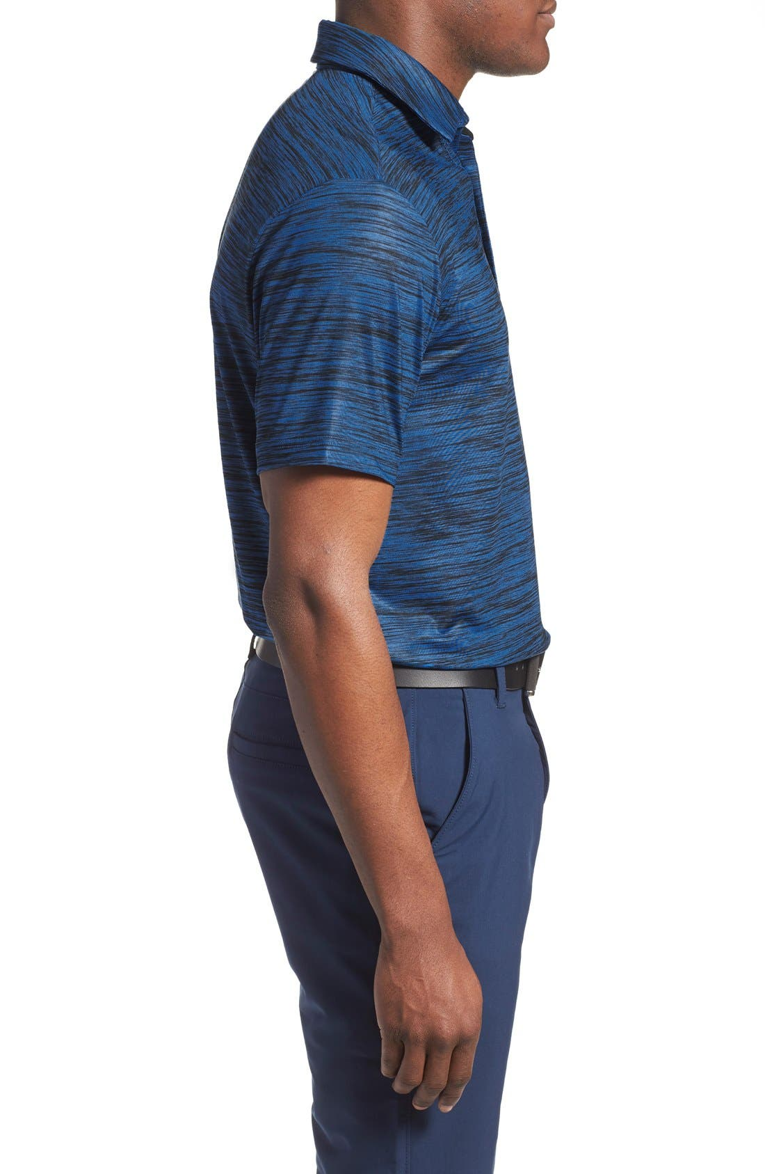 'Playoff' Loose Fit Short Sleeve Polo,                             Alternate thumbnail 96, color,