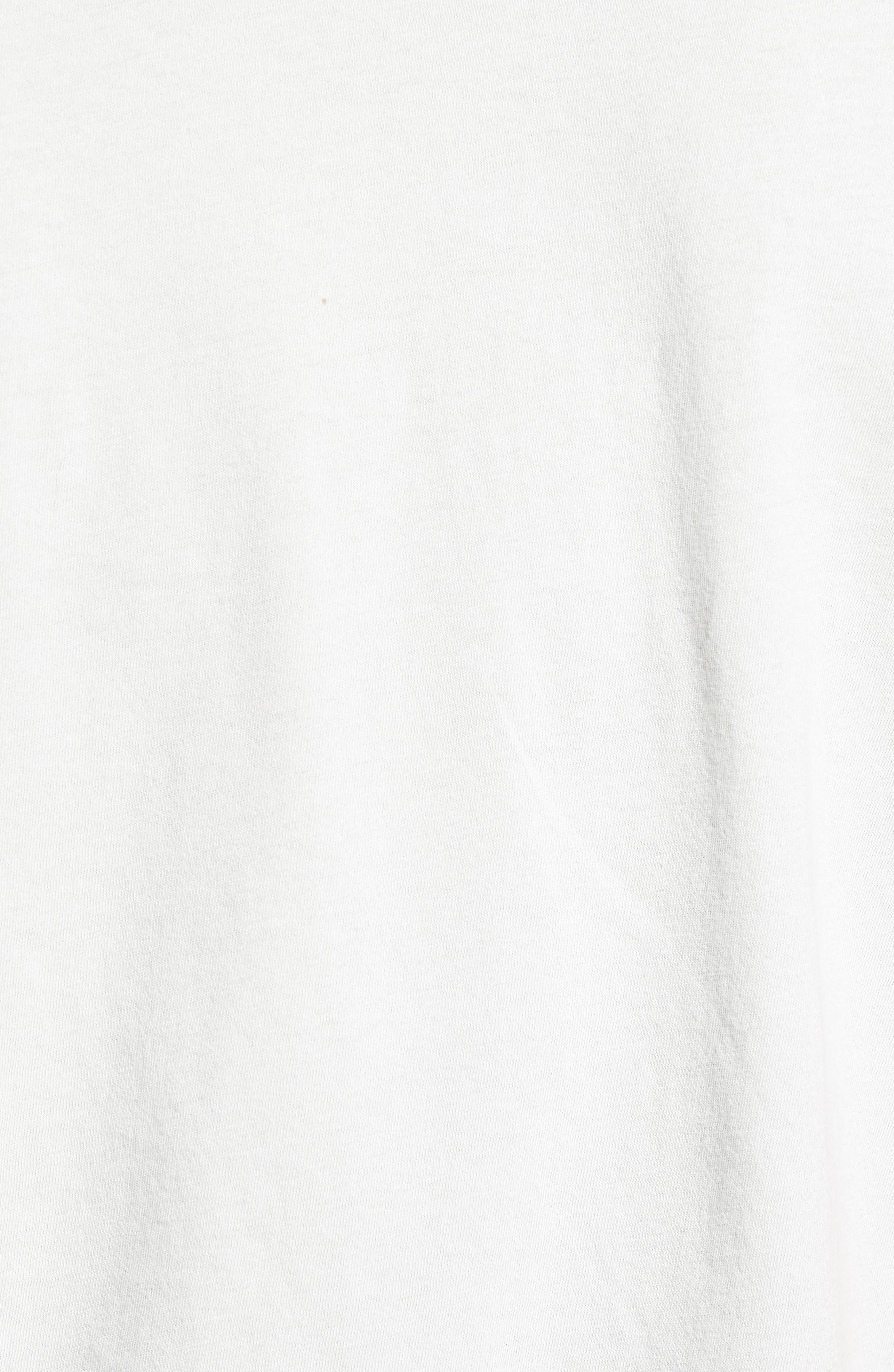 Crewneck Jersey T-Shirt,                             Alternate thumbnail 446, color,