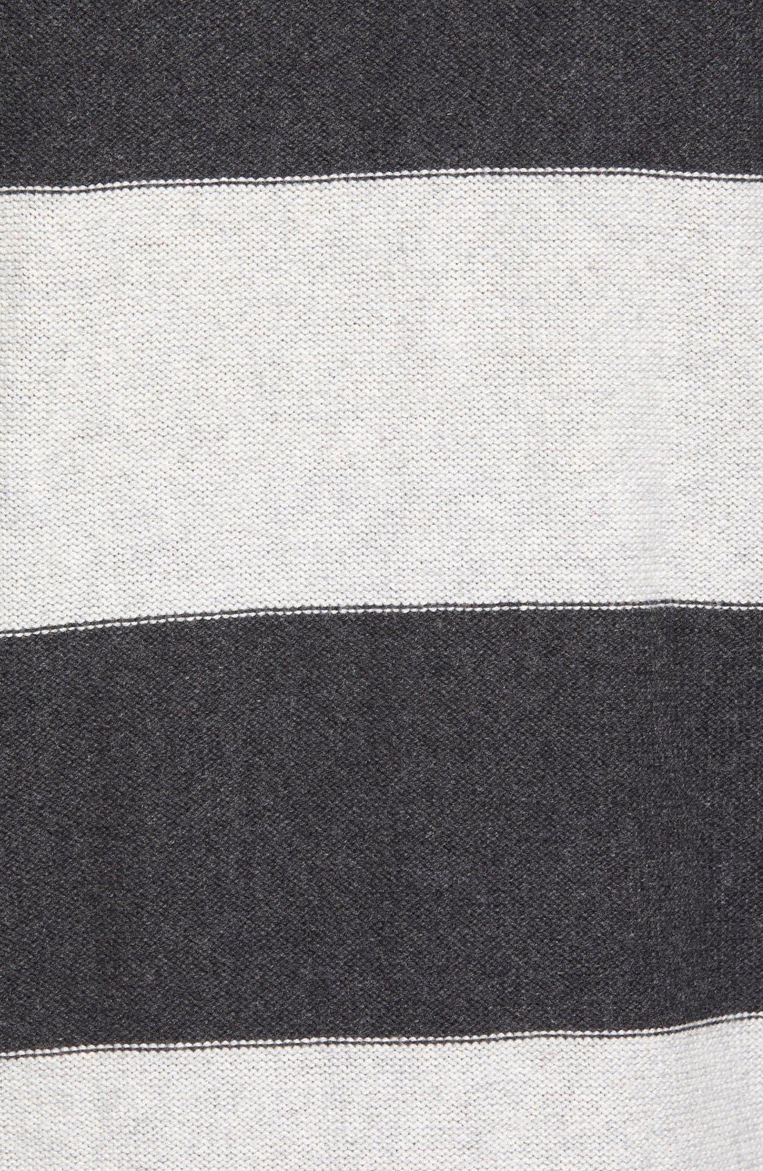 Contrast Cuff Crewneck Sweater,                             Alternate thumbnail 60, color,