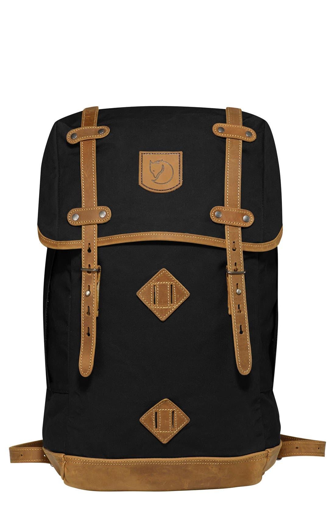 'Rucksack No. 21' Large Backpack,                             Main thumbnail 1, color,                             001