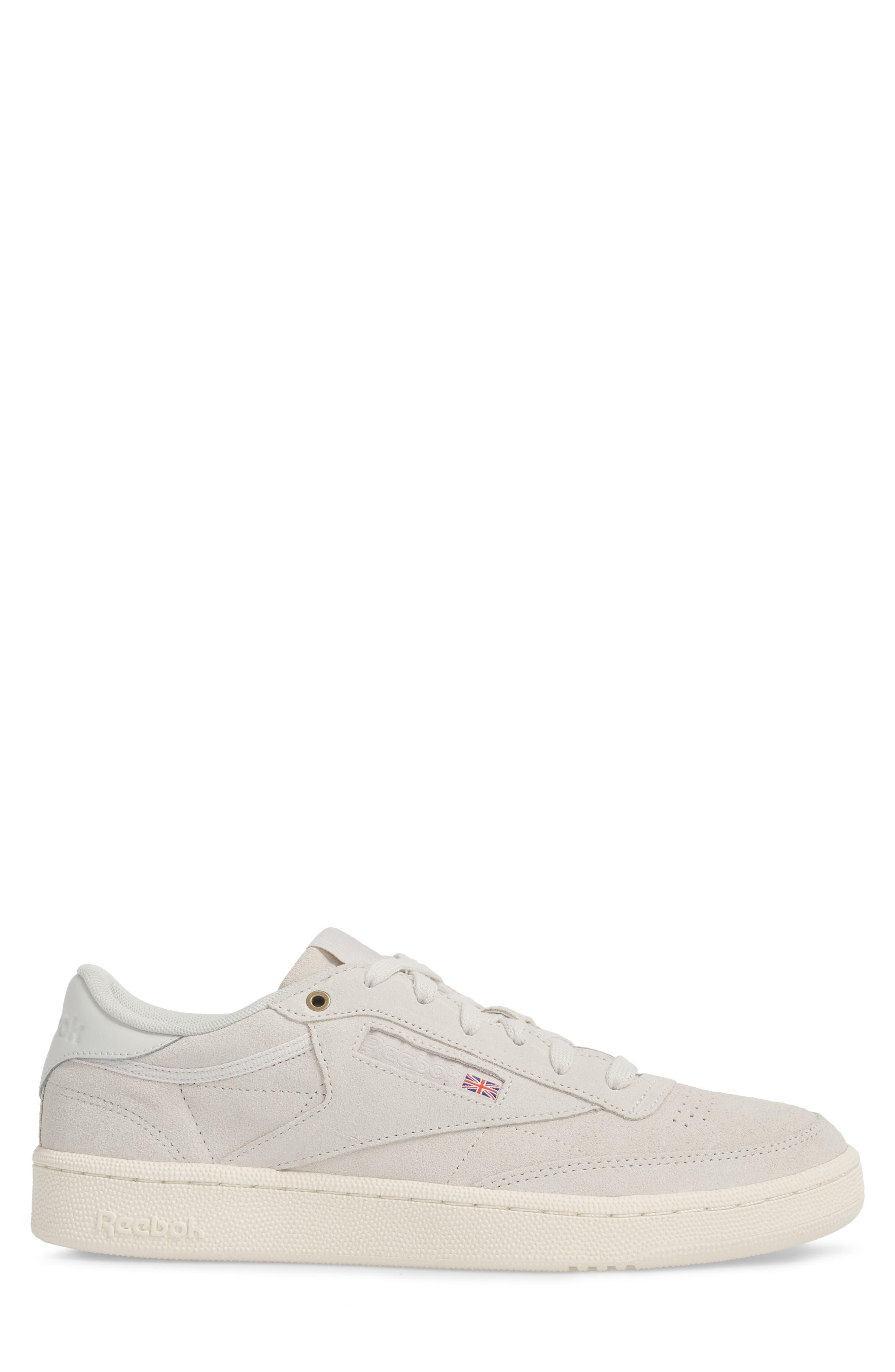 Club C 85 MCC Sneaker,                             Alternate thumbnail 3, color,                             020
