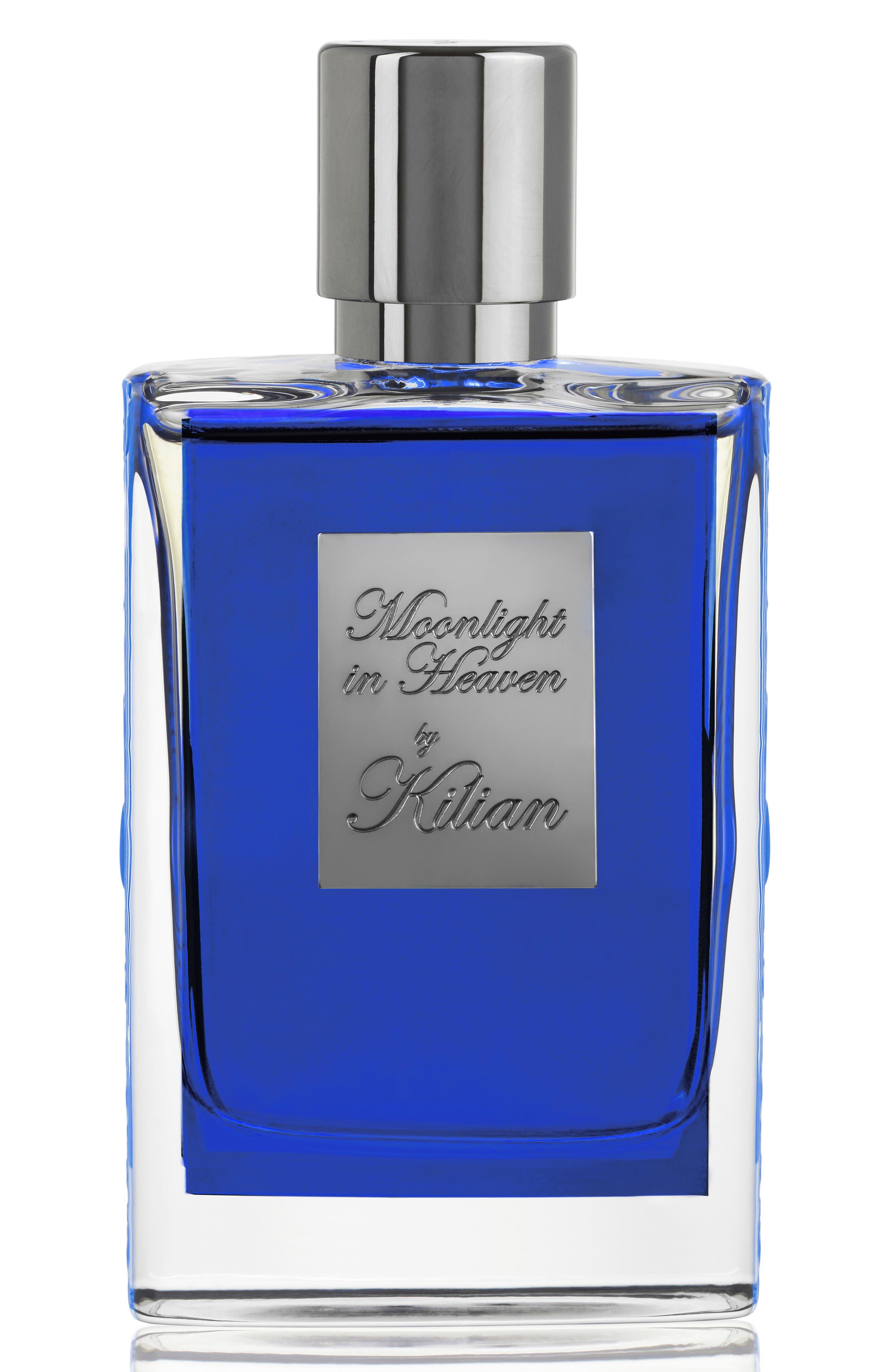 'An Escape - Moonlight in Heaven' Refillable Fragrance,                             Main thumbnail 1, color,                             NO COLOR
