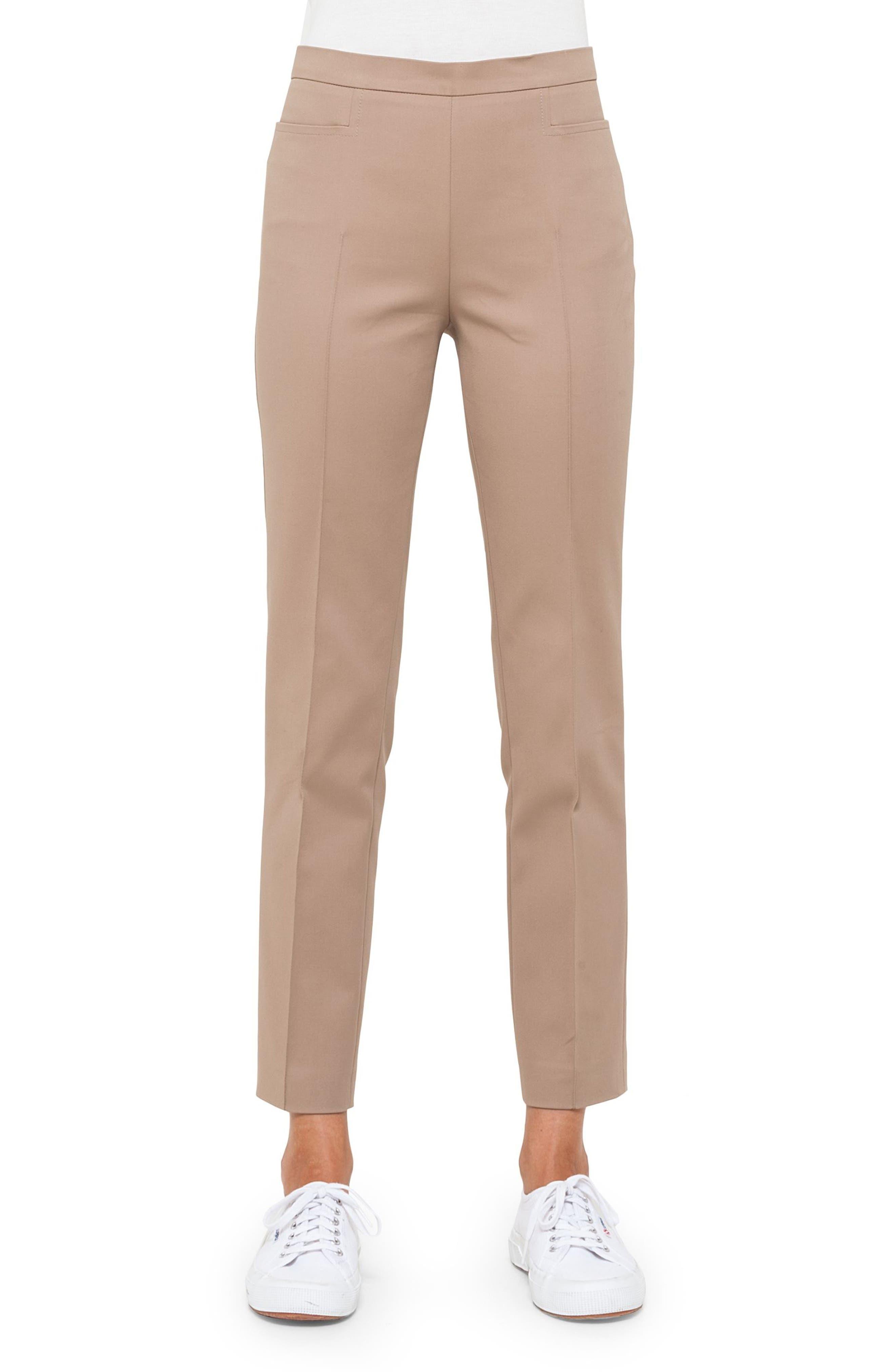 'Franca' Techno Cotton Pants,                             Main thumbnail 1, color,                             133
