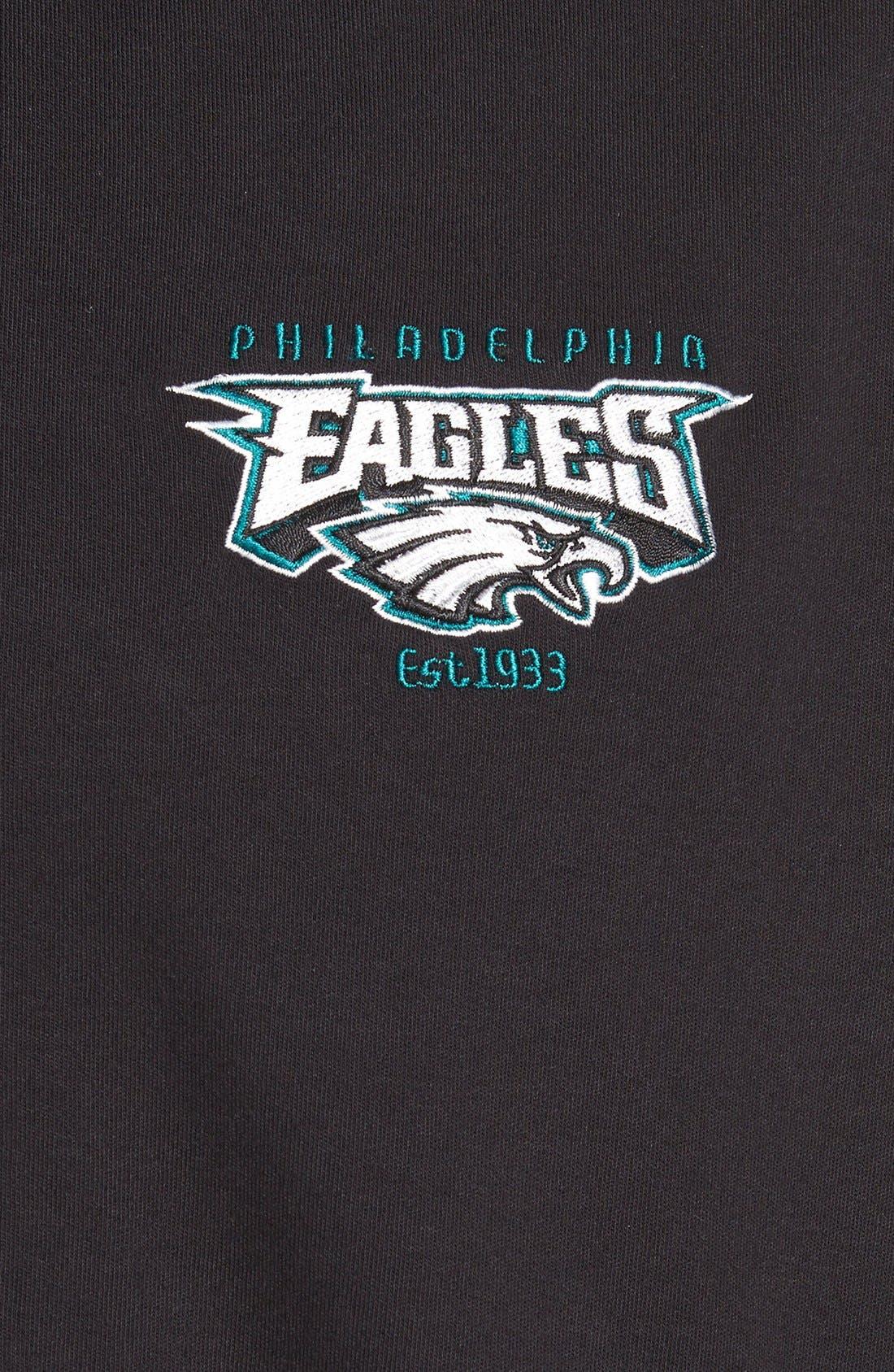 TOMMY BAHAMA,                             'Goal Line - Baltimore Ravens' NFL Full Zip Jacket,                             Alternate thumbnail 2, color,                             001