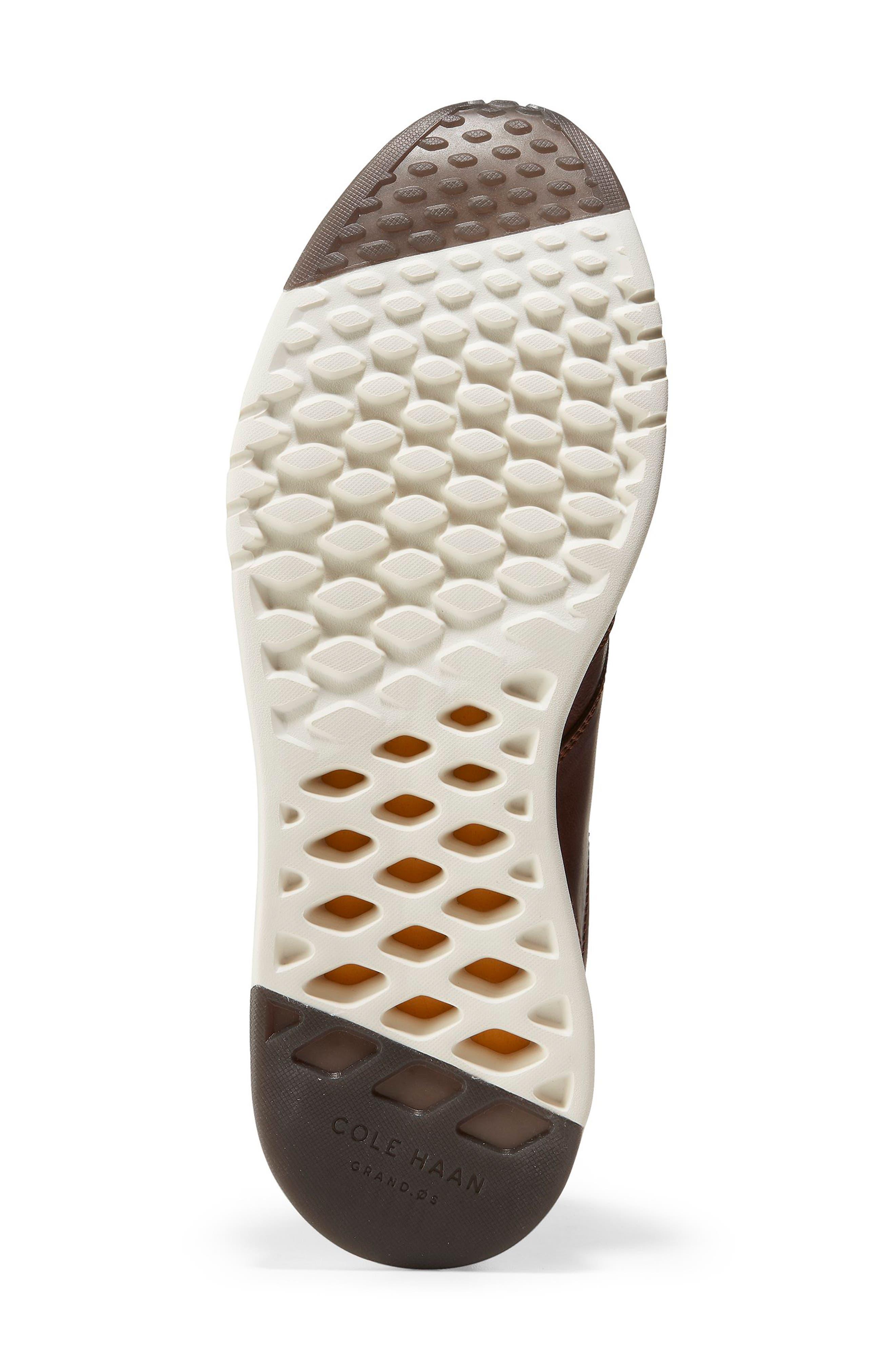 GrandPro Sneaker,                             Alternate thumbnail 6, color,                             MESQUITE/ COFFEE LEATHER