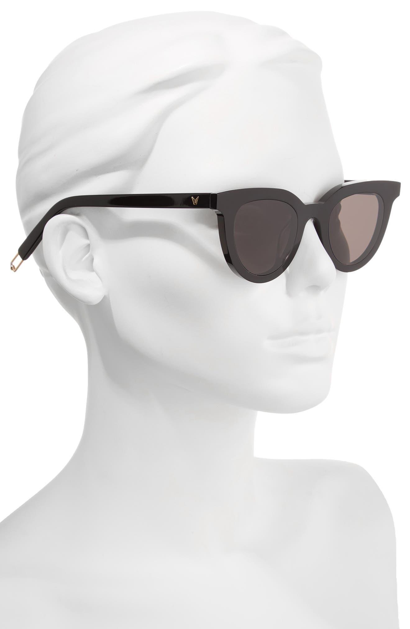 GENTLE MONSTER,                             Eye Eye 45mm Cat Eye Sunglasses,                             Alternate thumbnail 2, color,                             001
