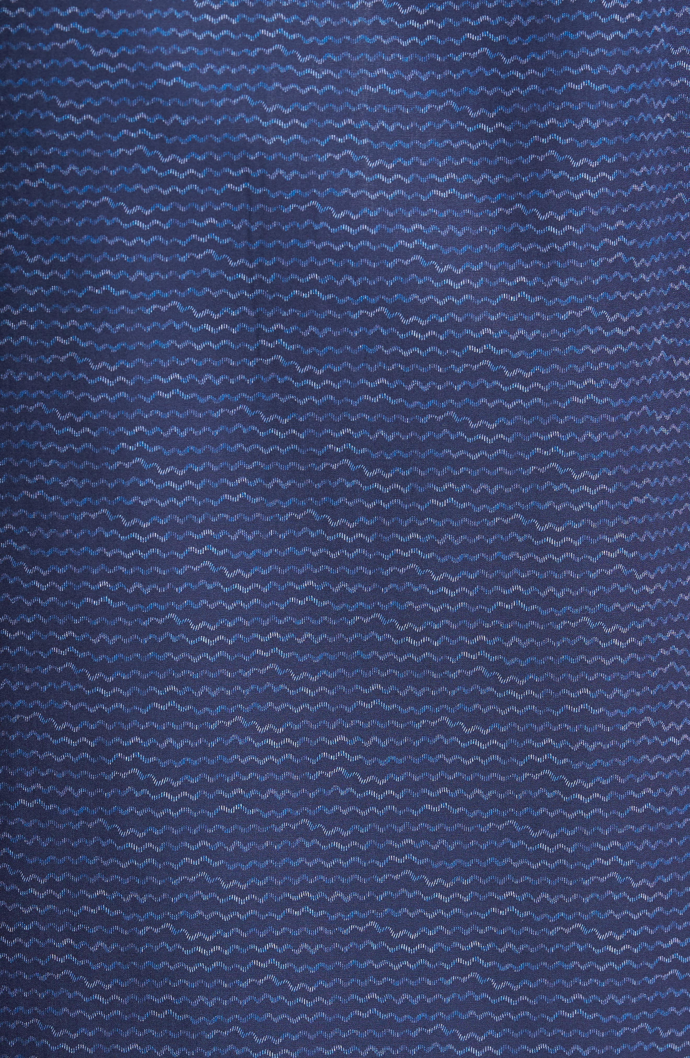 Classic Fit Sport Shirt,                             Alternate thumbnail 5, color,                             410