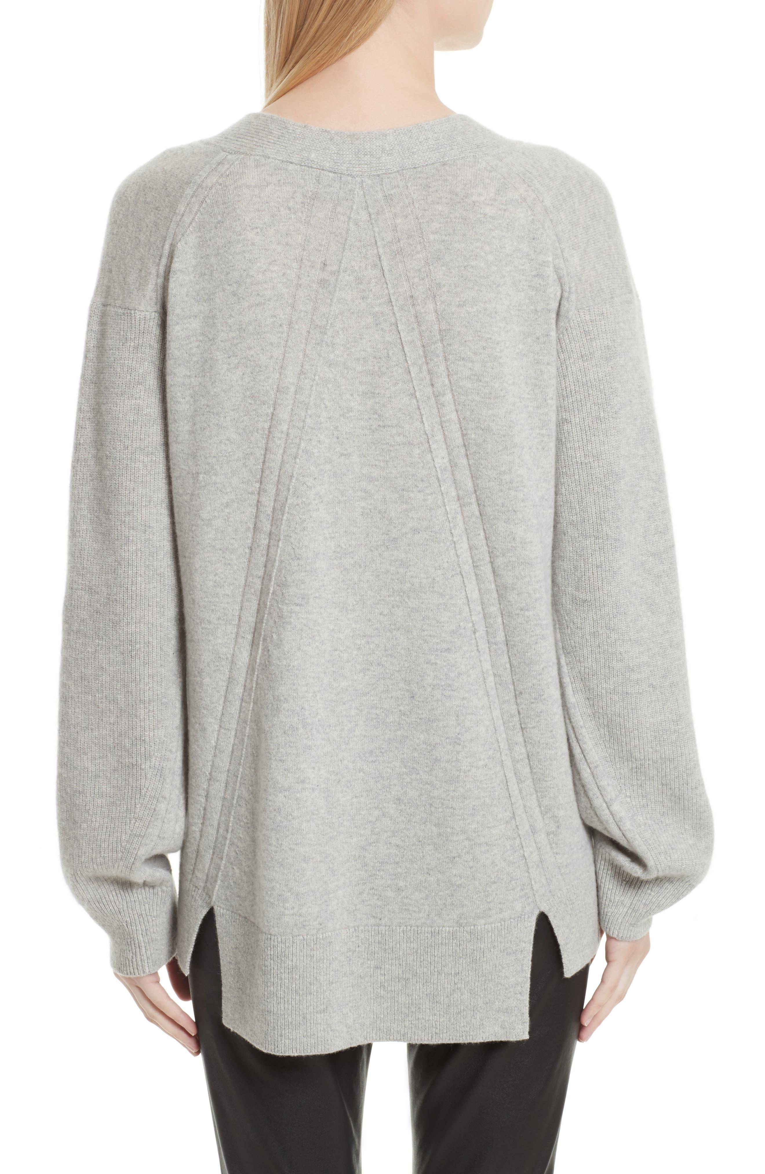 Ace Cashmere Sweater,                             Alternate thumbnail 2, color,                             058
