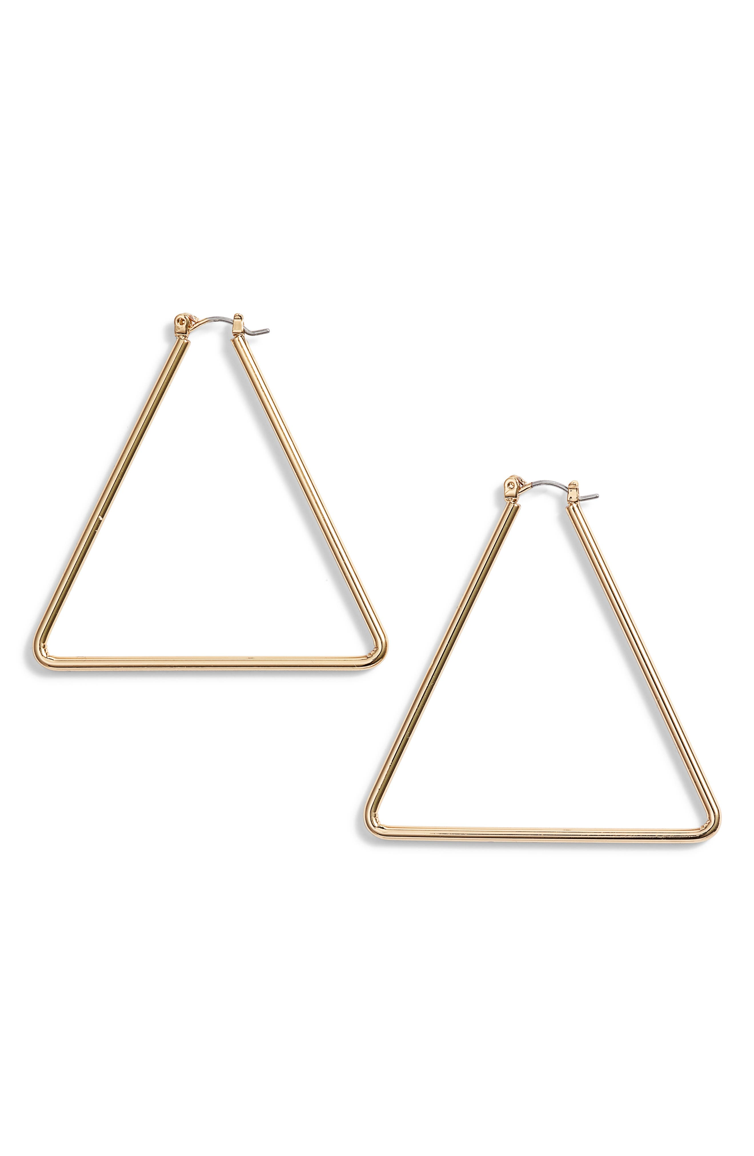 Chemistry Drop Earrings,                         Main,                         color, GOLD