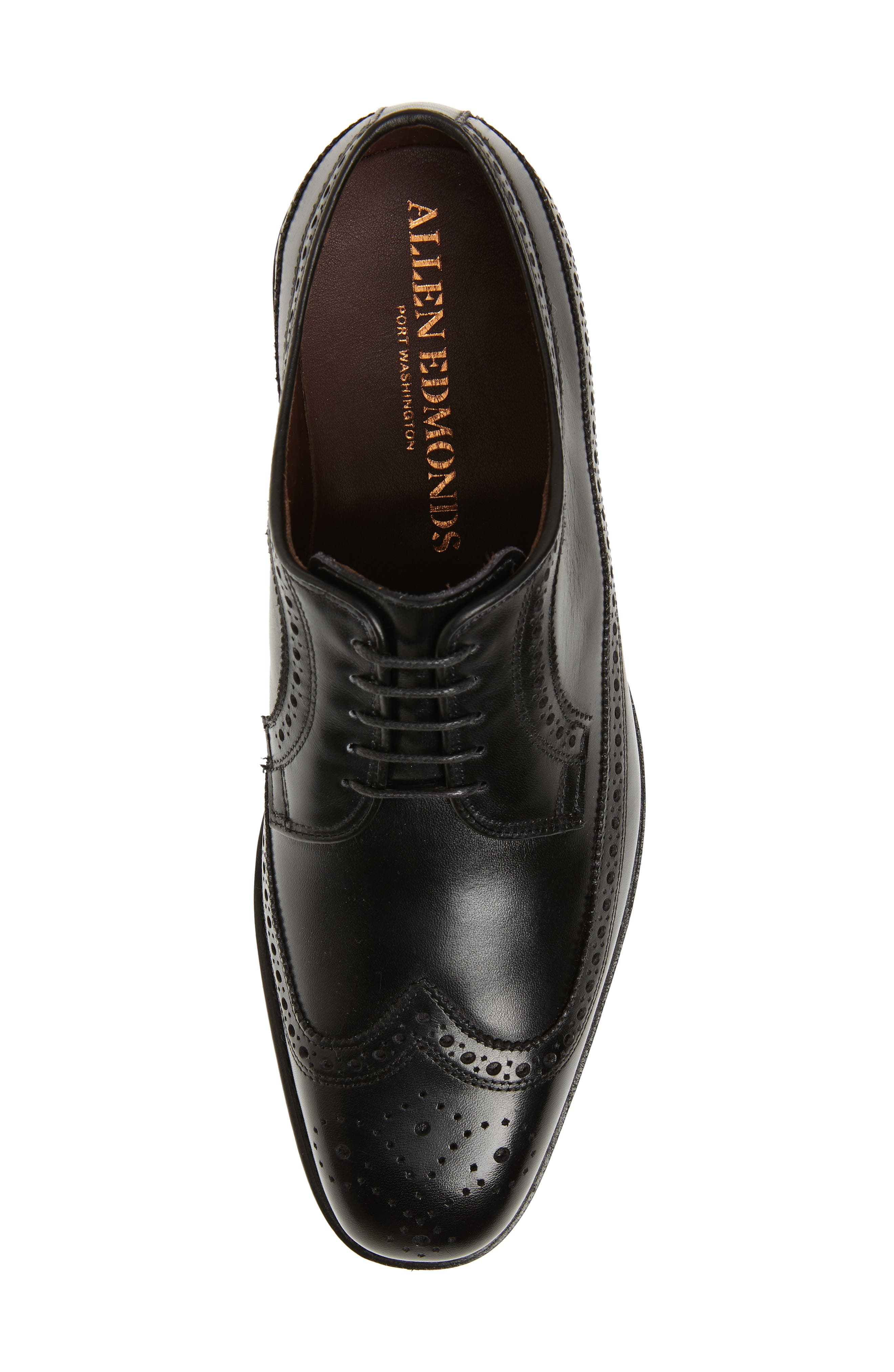 ALLEN EDMONDS,                             Grandview Longwing Derby,                             Alternate thumbnail 5, color,                             001