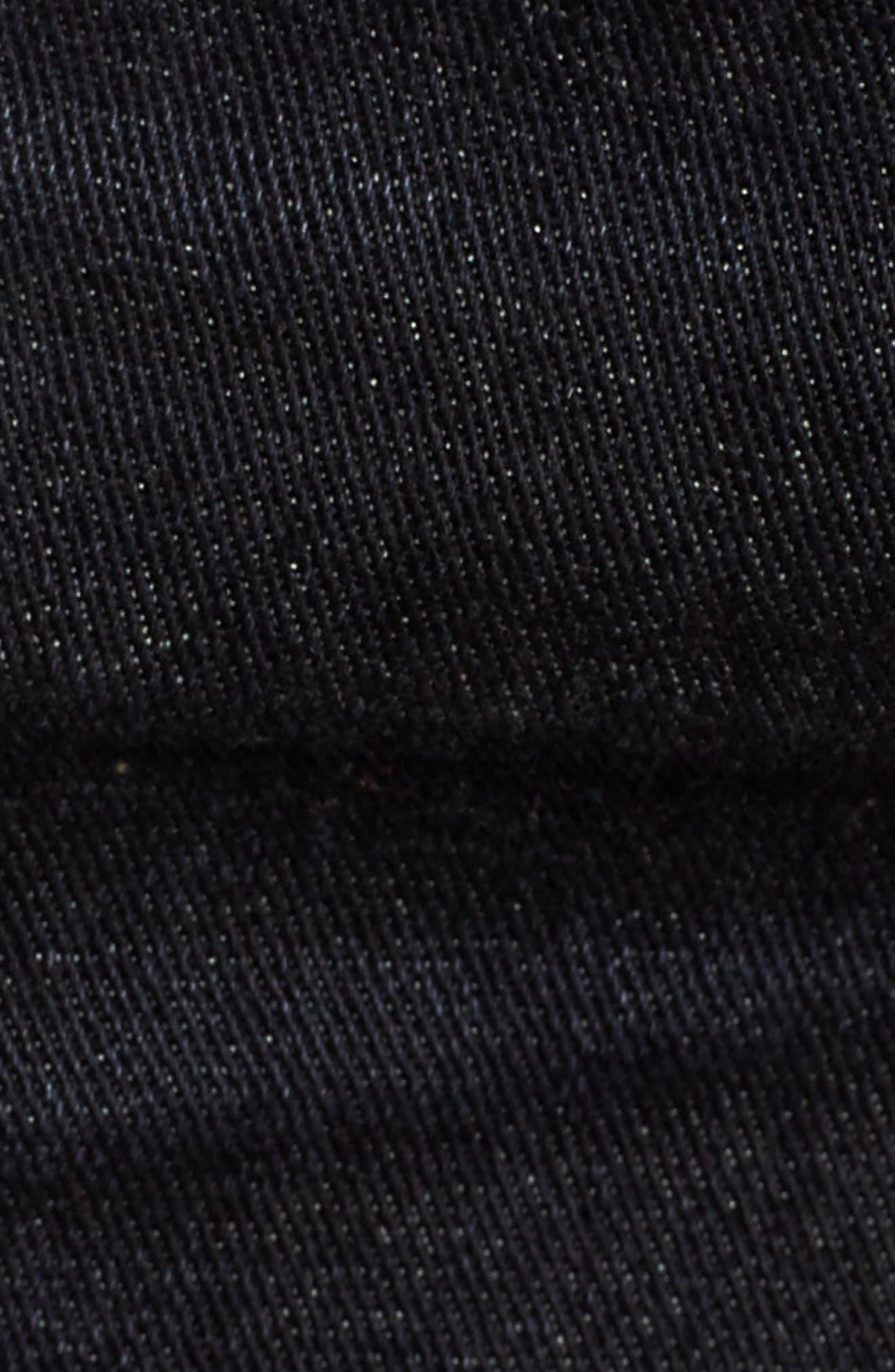 Zack Skinny Fit Jeans,                             Alternate thumbnail 5, color,                             001