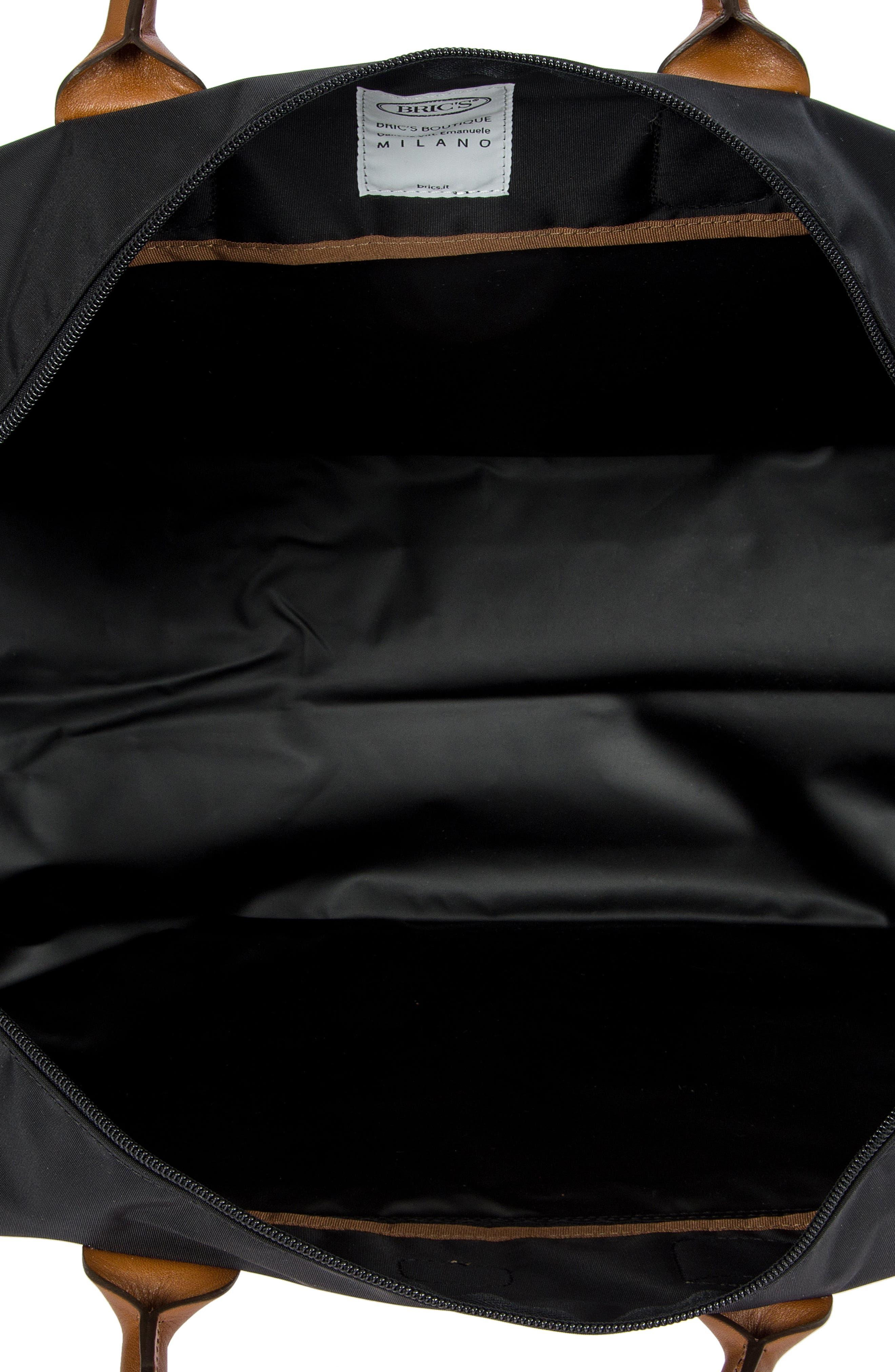 X-Bag Boarding 22-Inch Duffel Bag,                             Alternate thumbnail 3, color,                             BLACK