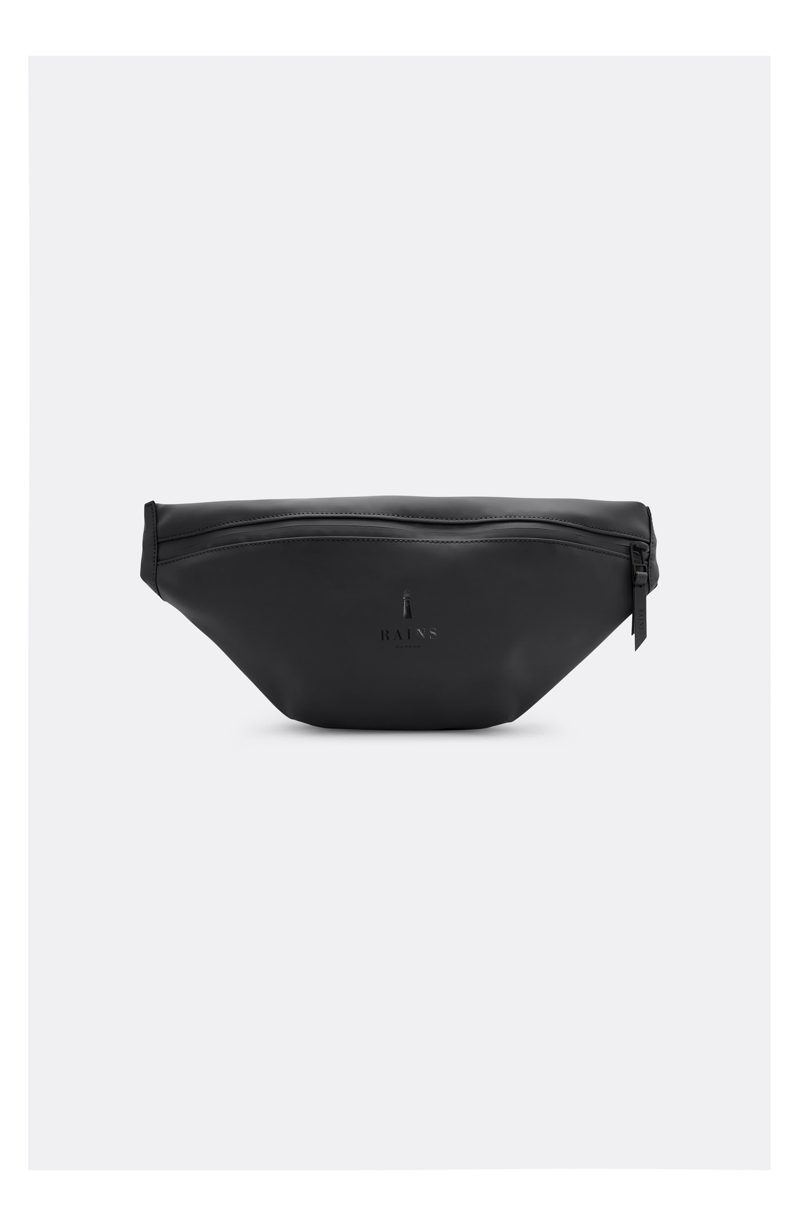 Belt Bag,                         Main,                         color, BLACK