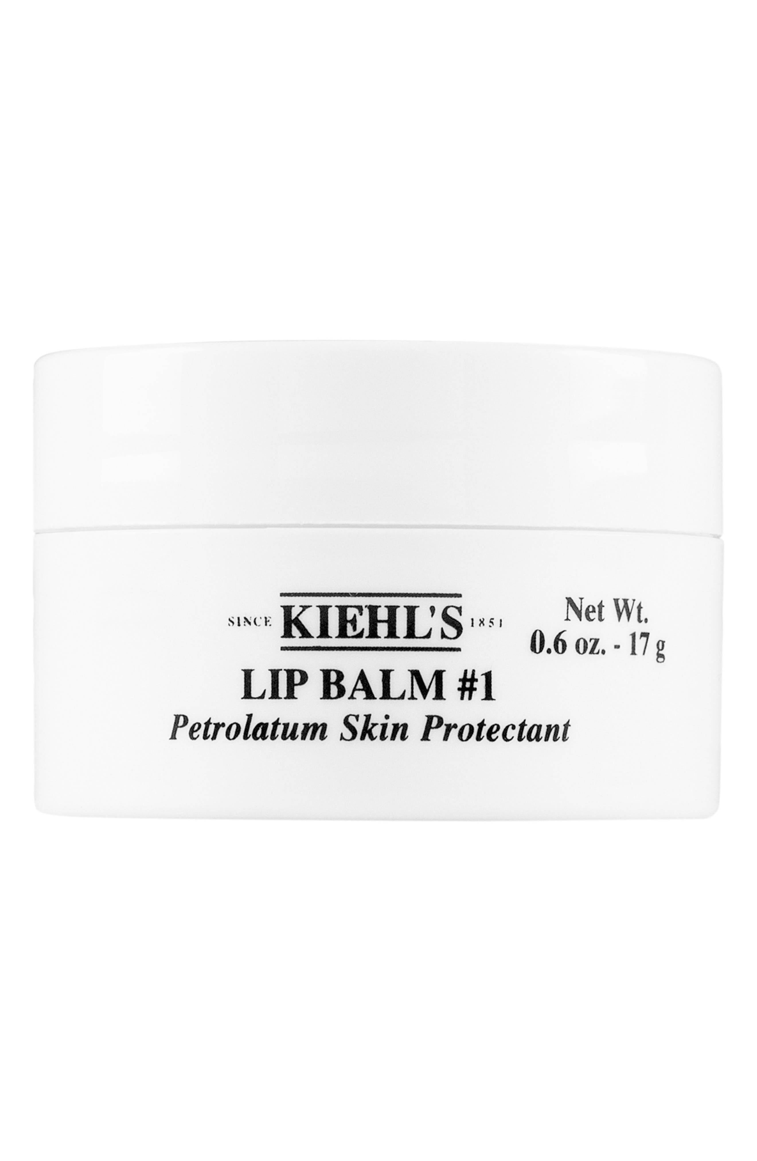 Lip Balm #1,                             Alternate thumbnail 3, color,                             NO COLOR