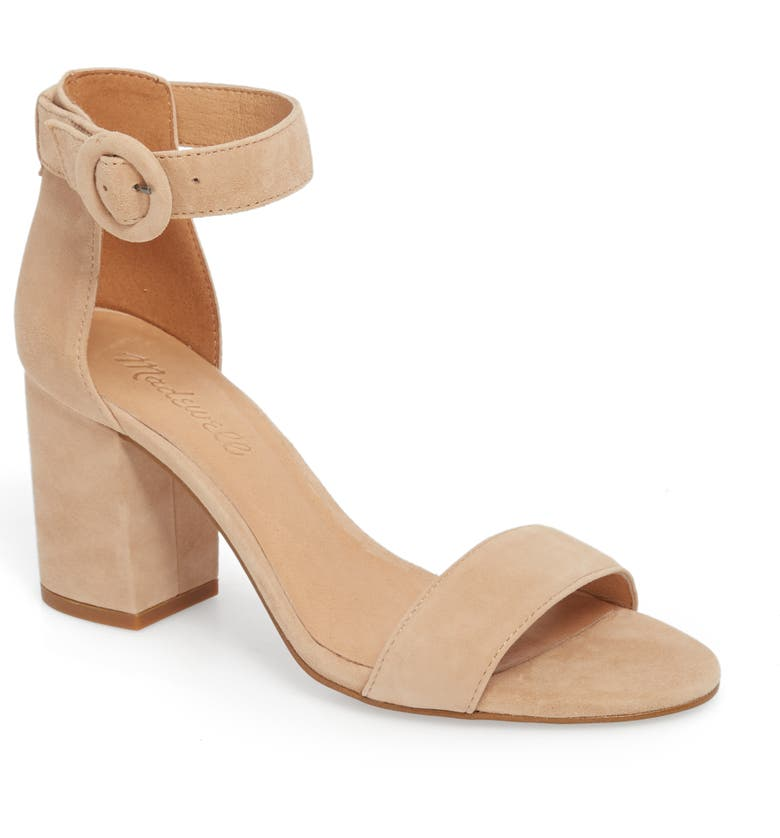 Looking for Madewell The Regina Ankle Strap Sandal (Women) Best & Reviews