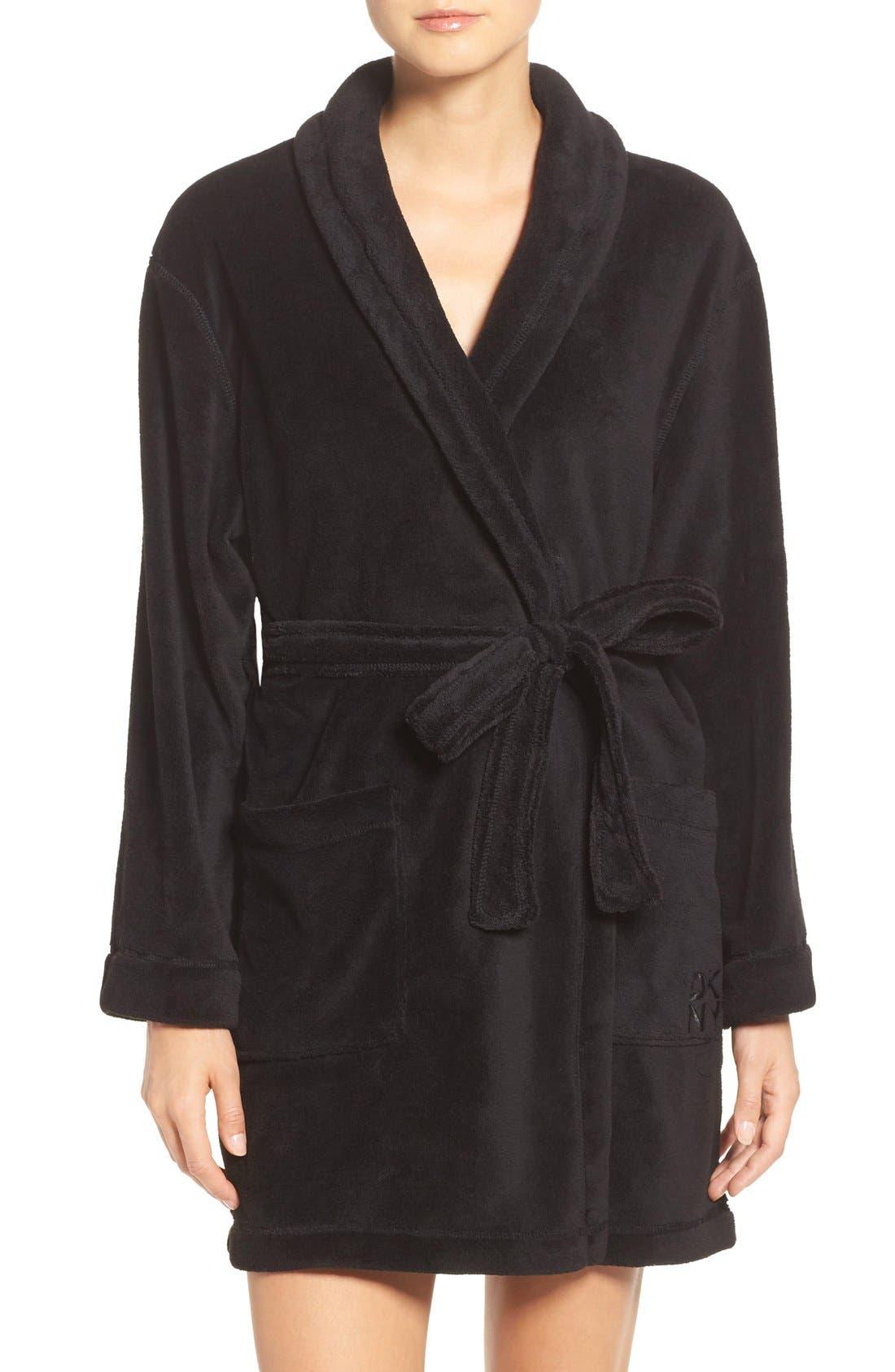 Chenille Robe,                         Main,                         color, 001