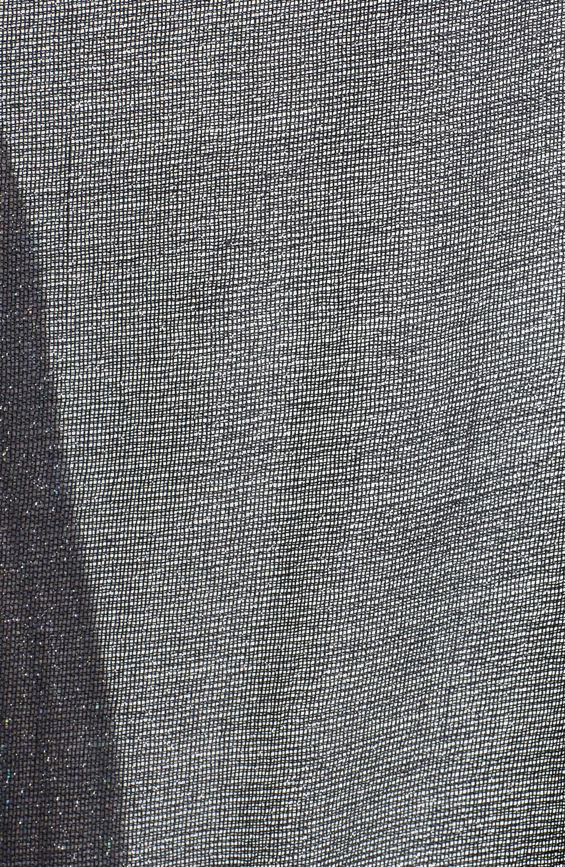 Metallic Lightweight Wrap,                             Alternate thumbnail 6, color,                             001