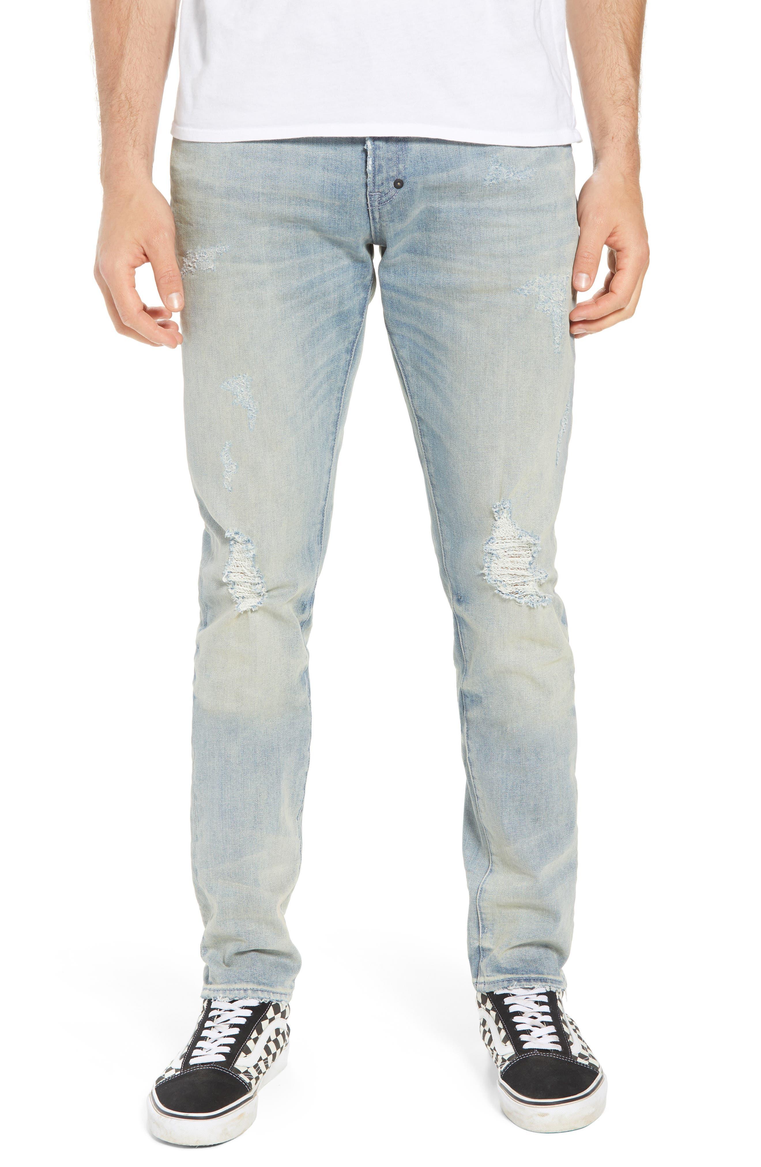 Windsor Slim Fit Jeans,                         Main,                         color, LANGUID