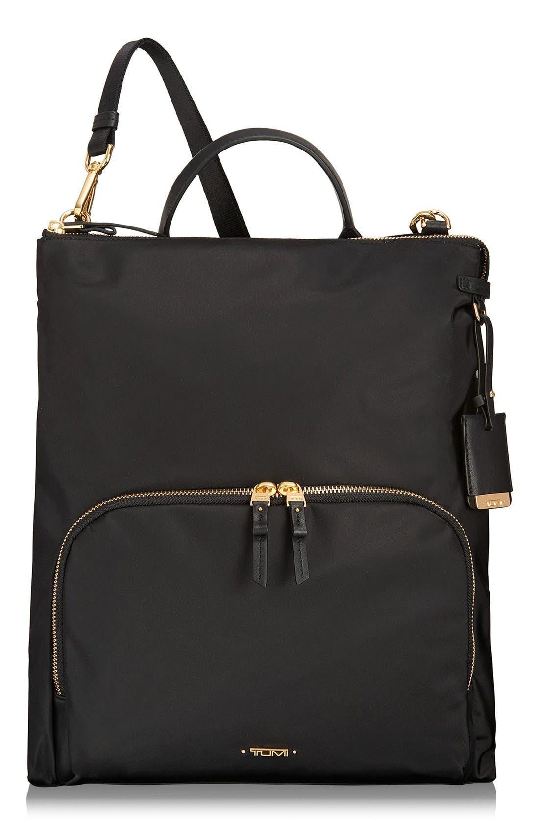 Voyageur - Jackie Convertible Crossbody Bag,                             Main thumbnail 1, color,                             001