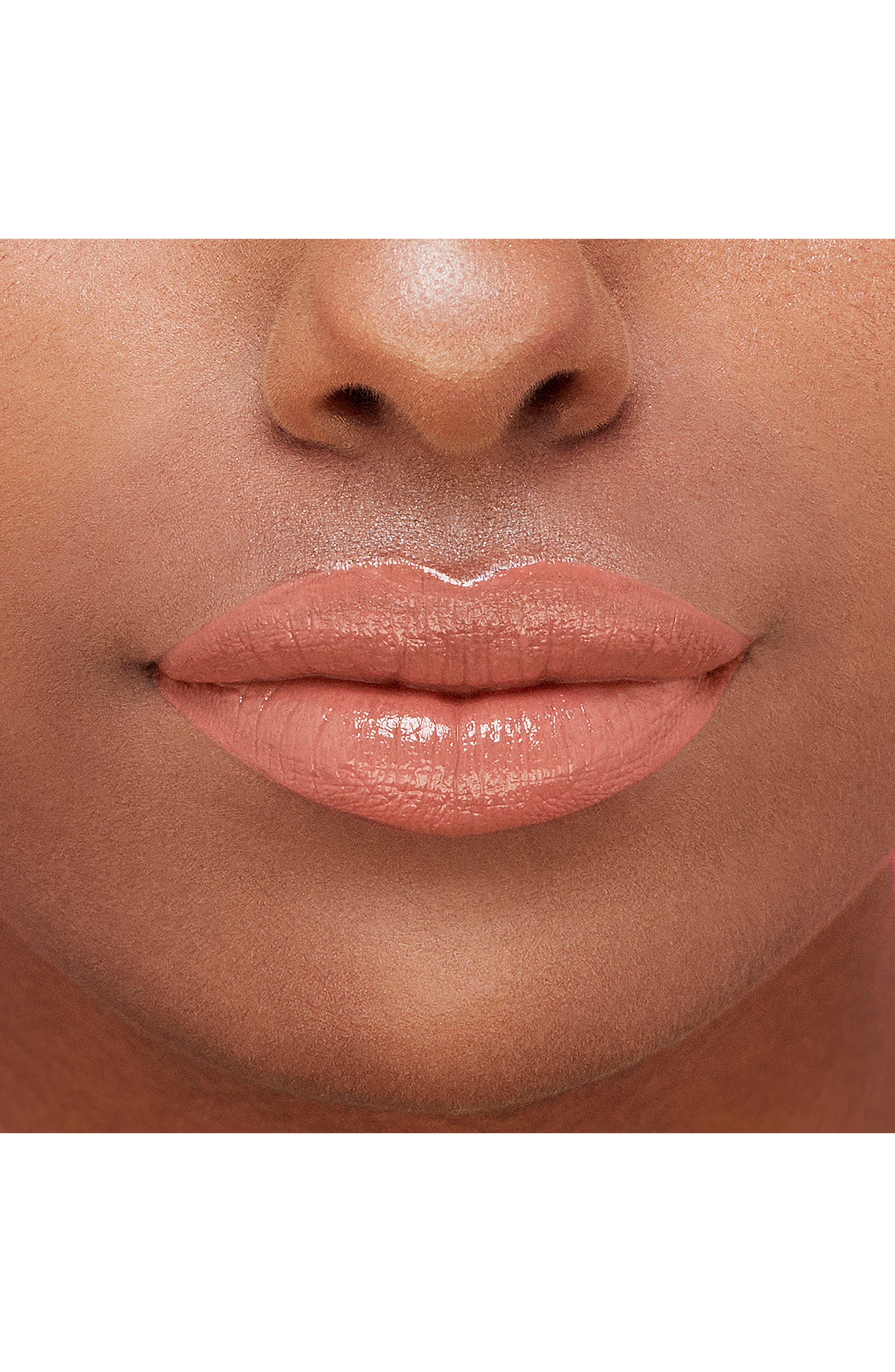 KARL LAGERFELD + MODELCO Kiss Me Karl Lip Lights Lip Gloss,                             Alternate thumbnail 5, color,                             200