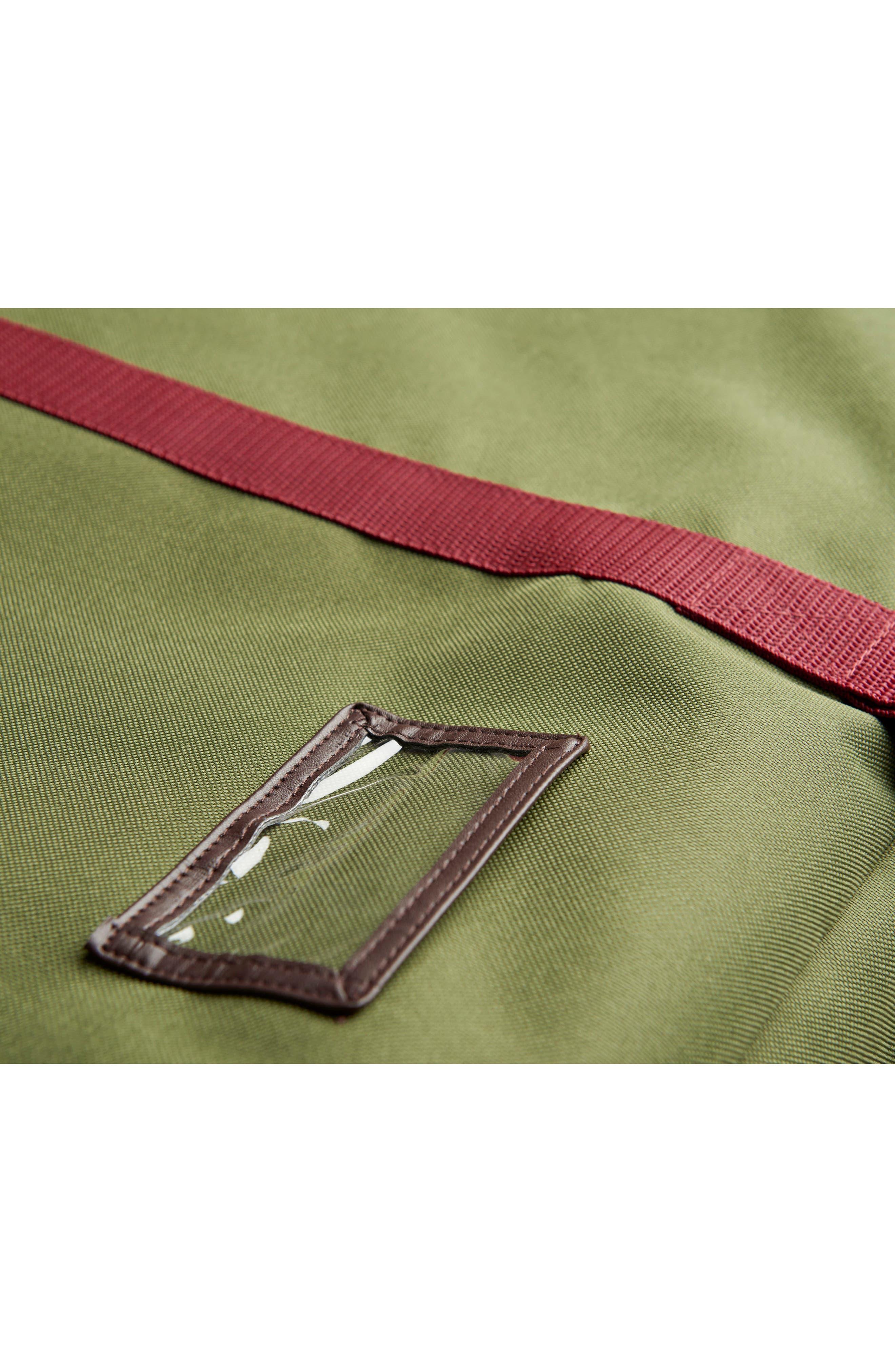 Grand Transport Bag,                             Alternate thumbnail 2, color,                             MOSS GREEN