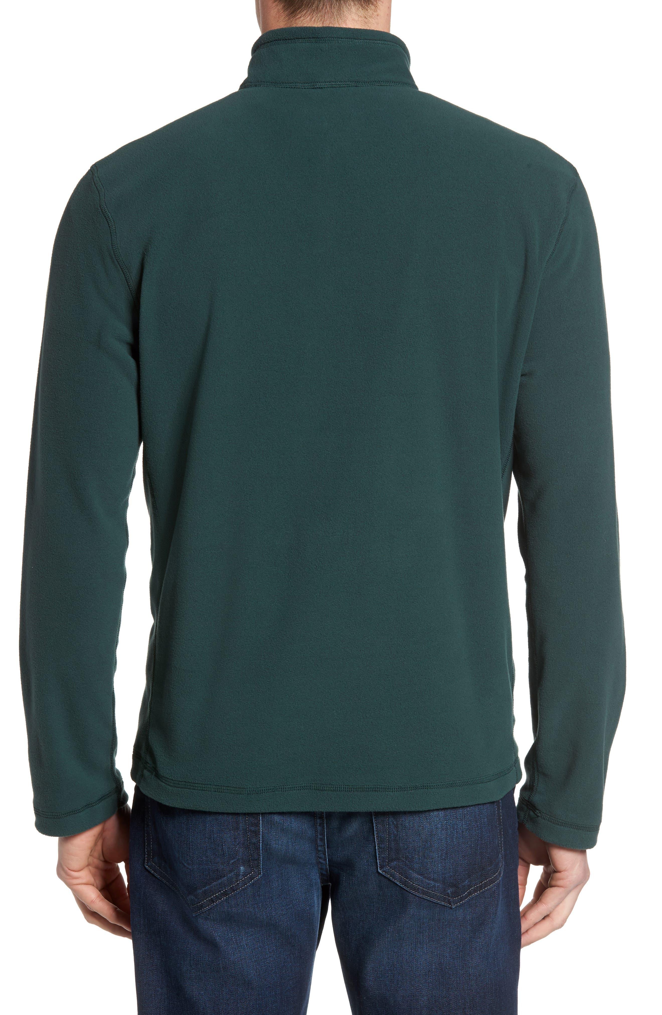 'TKA 100 Glacier' Quarter Zip Fleece Pullover,                             Alternate thumbnail 75, color,