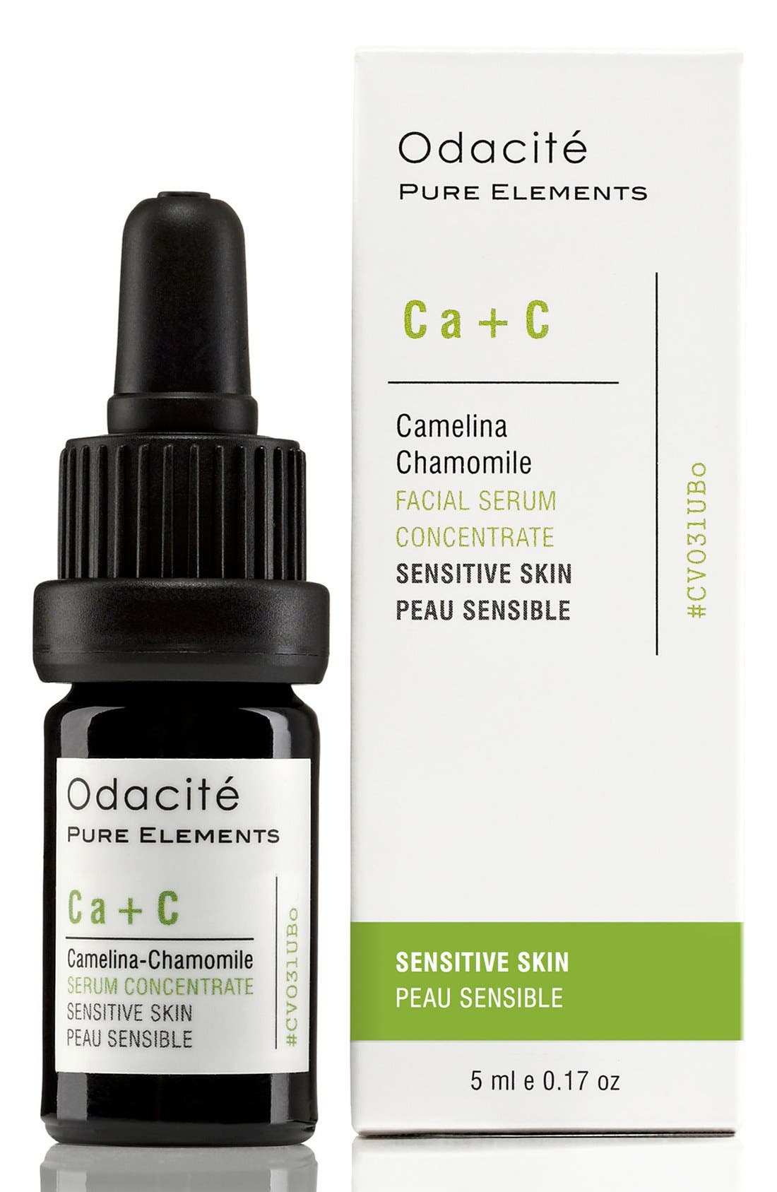 Ca + C Camelina-Chamomile Sensitive Skin Serum Concentrate,                             Alternate thumbnail 4, color,                             NO COLOR