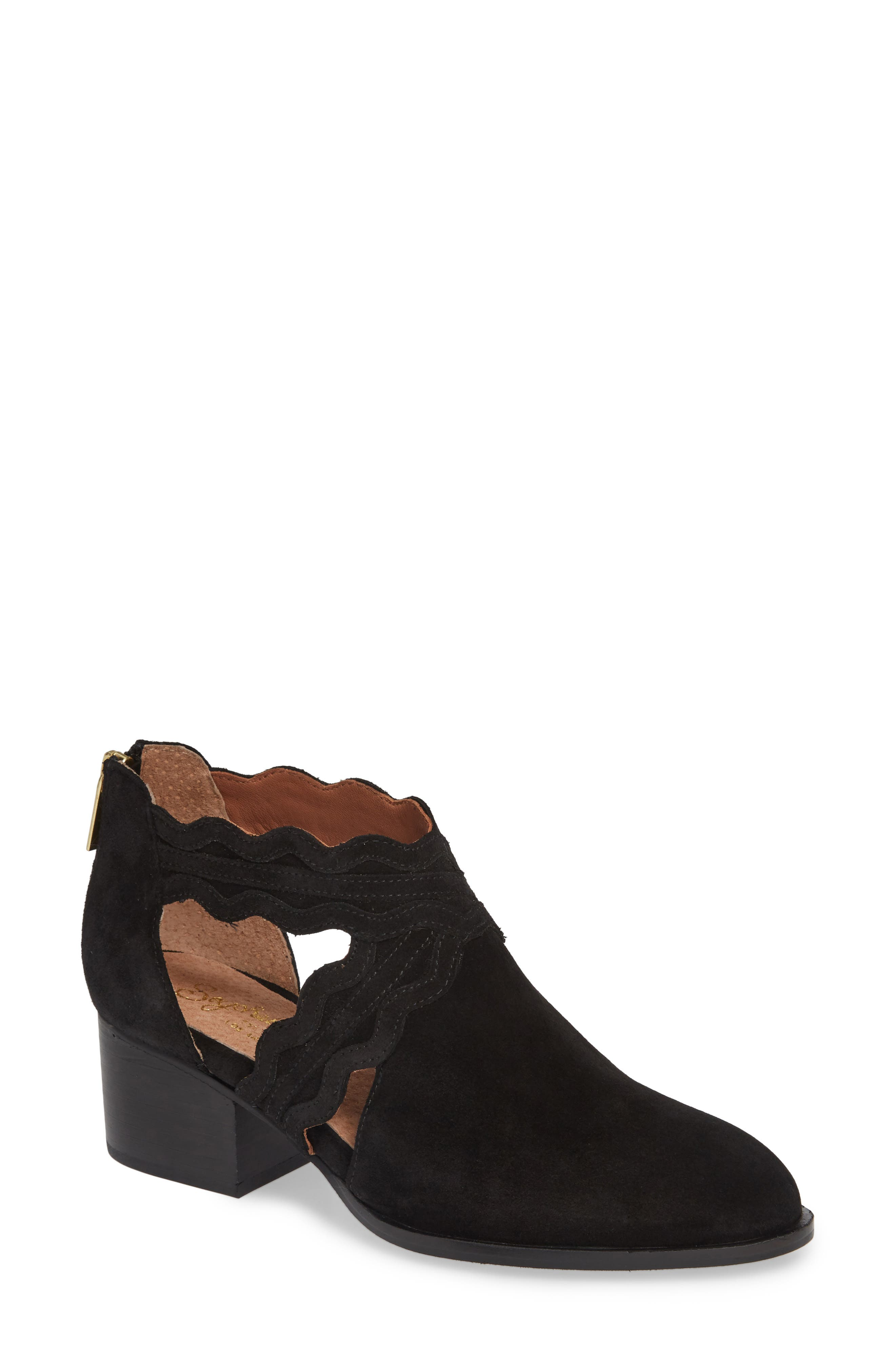 Seychelles All Together Bootie- Black