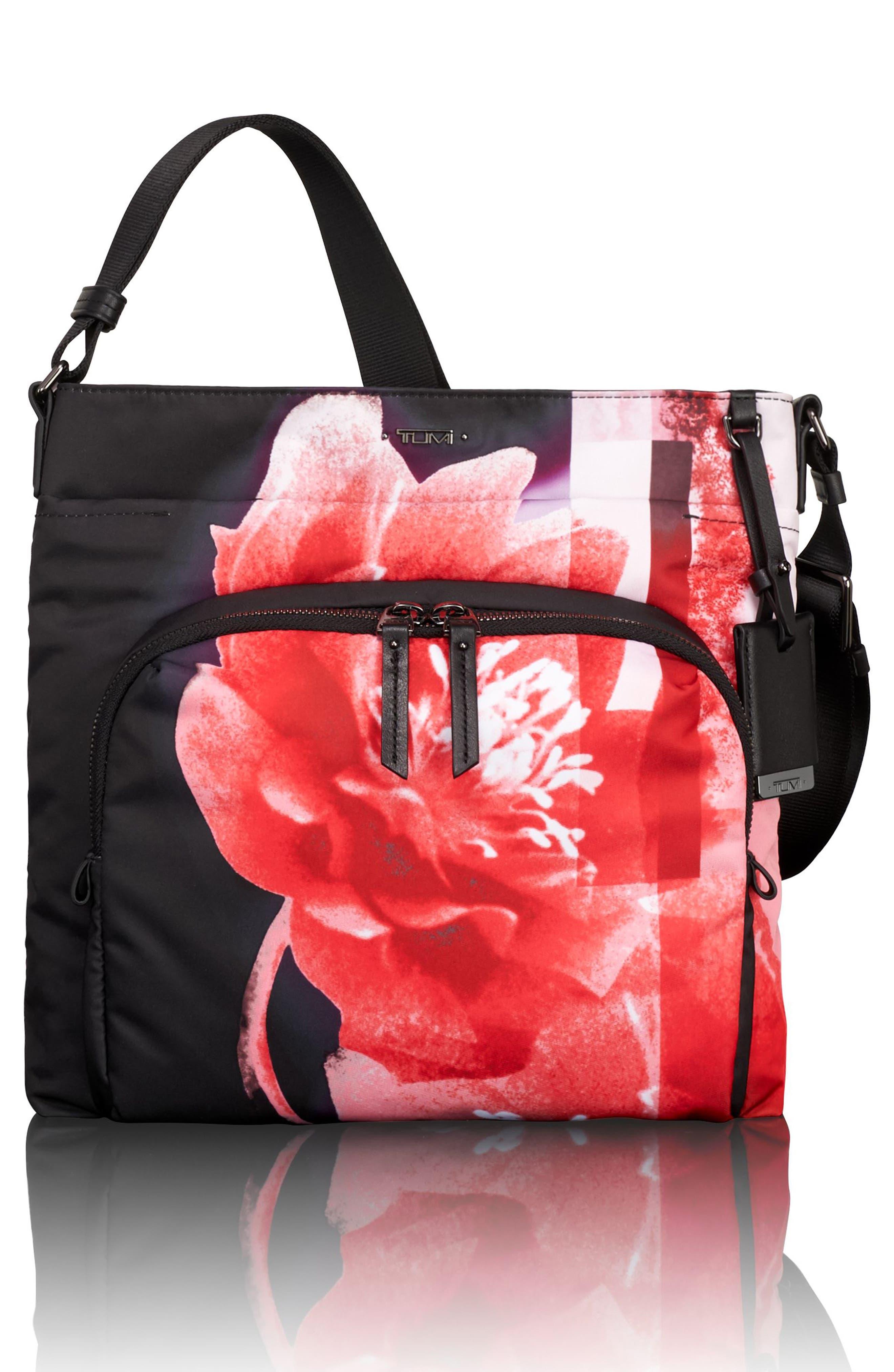 Voyageur - Capri Nylon Crossbody Bag,                             Main thumbnail 6, color,