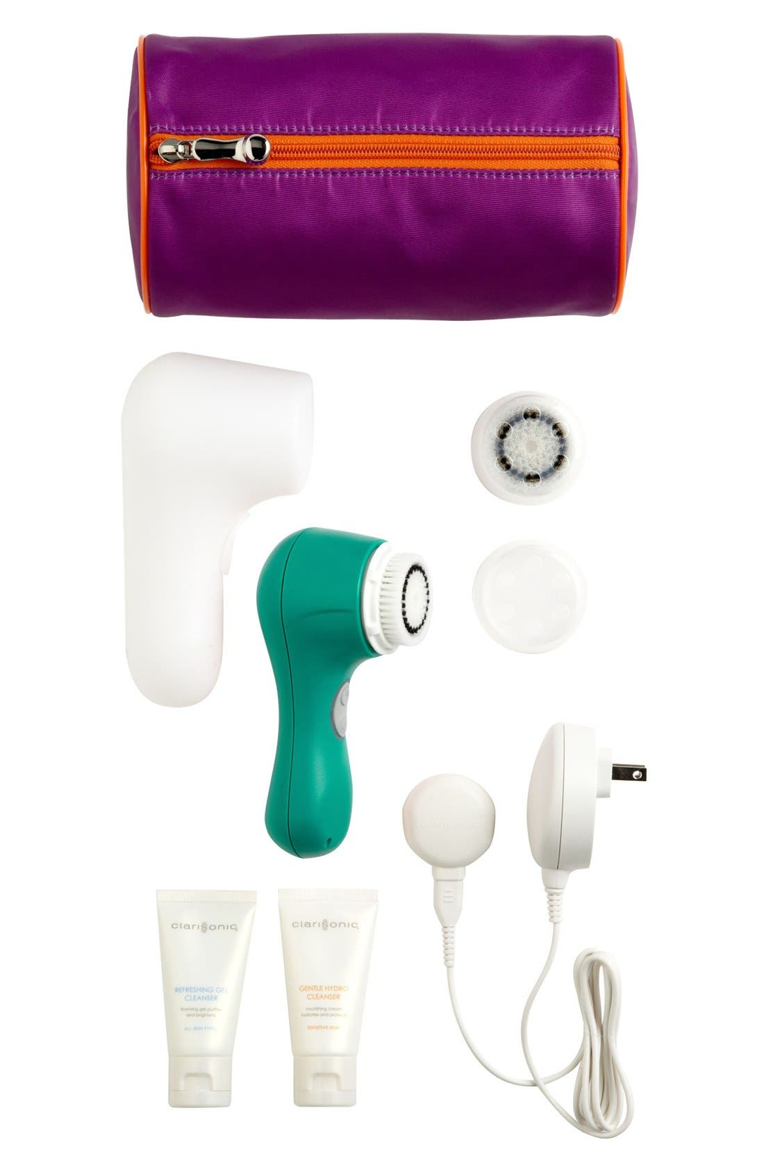 'Mia 2 - Orchid' Sonic Skin Cleansing System,                             Main thumbnail 1, color,                             300