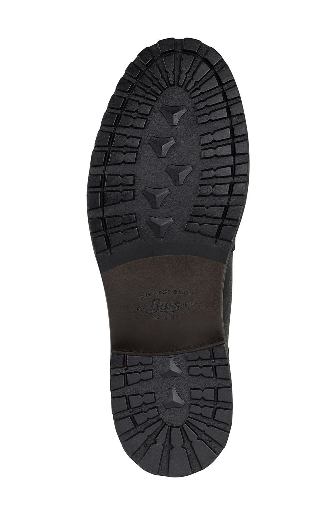 'Brigg' Plain Toe Boot,                             Alternate thumbnail 2, color,                             200