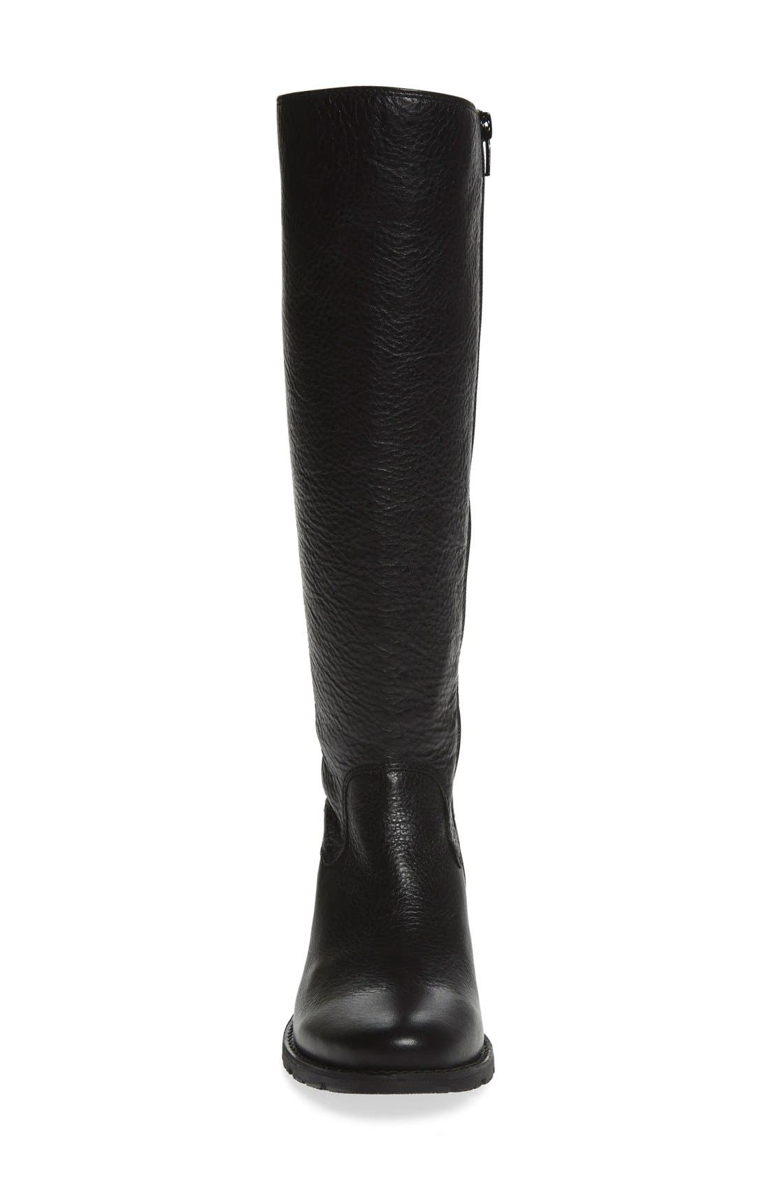 'Sharnell' Riding Boot,                             Alternate thumbnail 9, color,