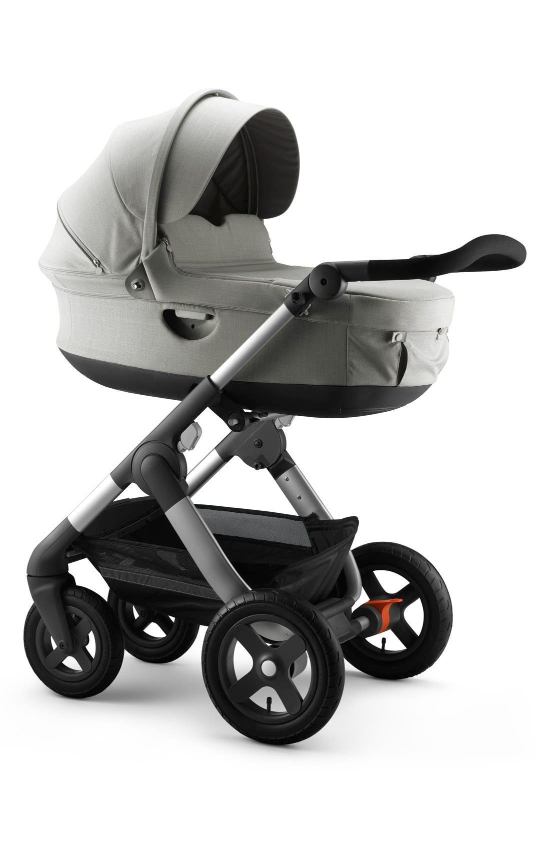 Trailz<sup>™</sup> All Terrain Stroller,                             Alternate thumbnail 2, color,                             GREY MELANGE