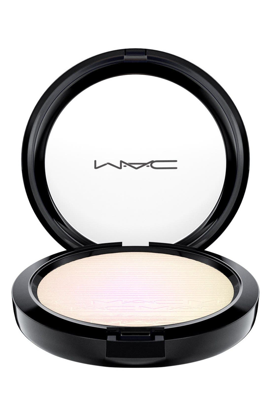 MAC Extra Dimension Skinfinish,                             Alternate thumbnail 4, color,                             SOFT FROST