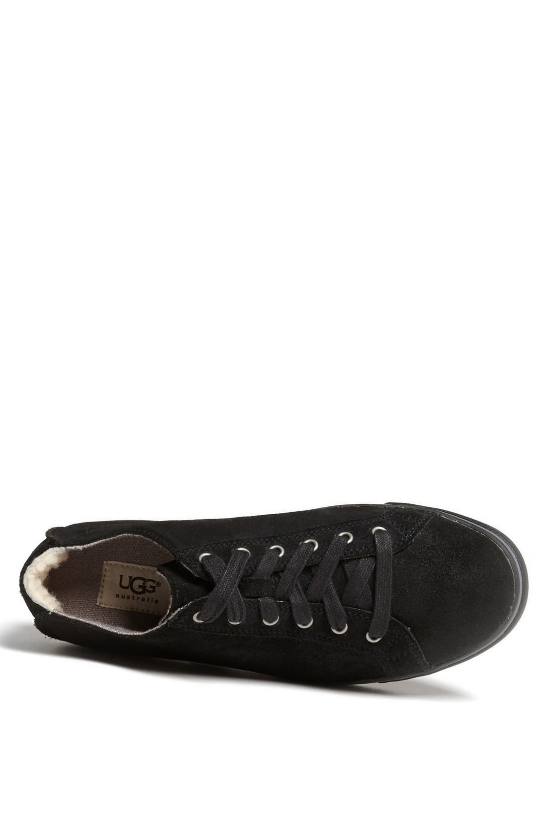 Australia 'Vanowen' Sneaker,                             Alternate thumbnail 4, color,                             001