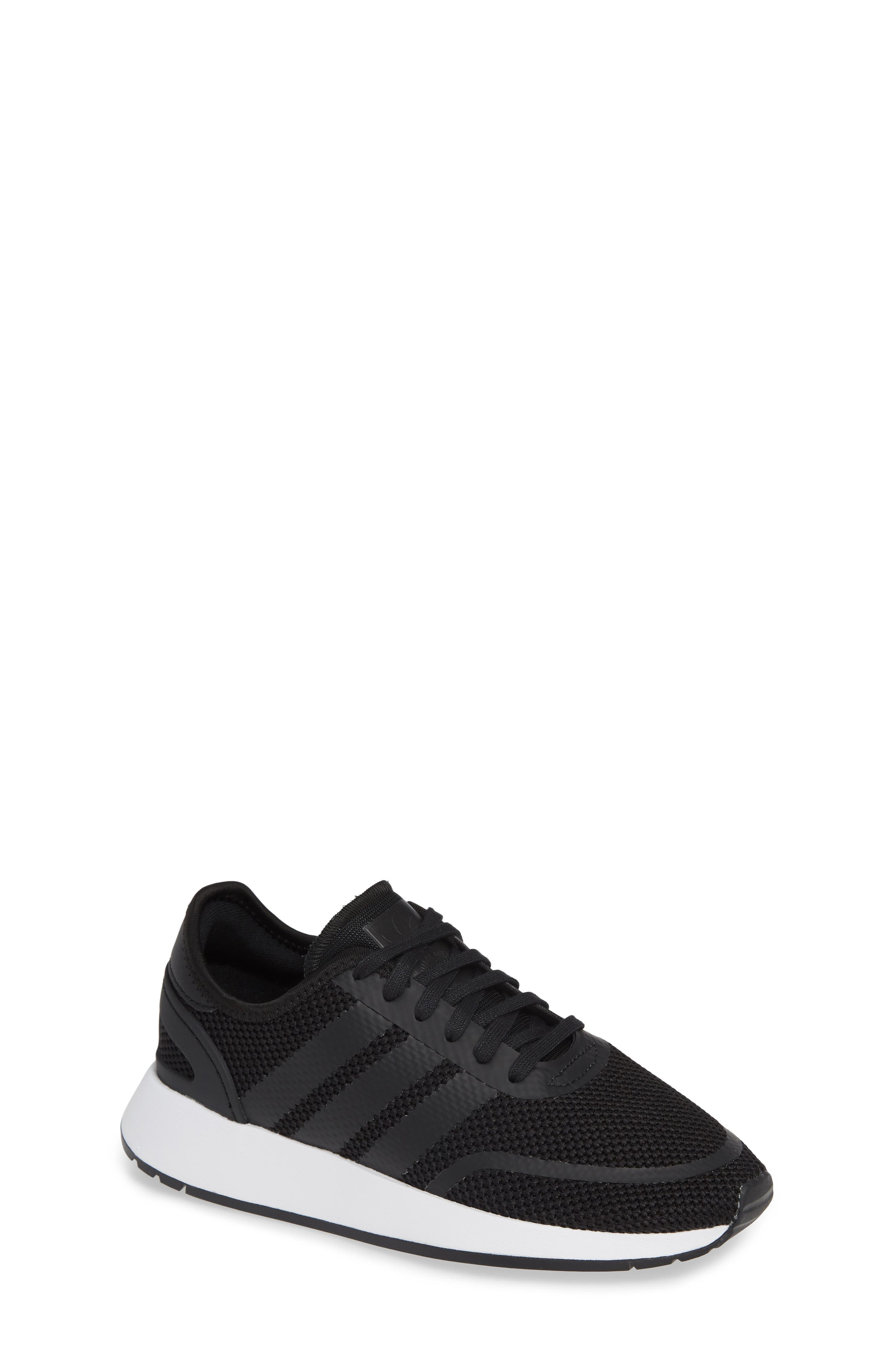 N-5923 Sneaker,                             Main thumbnail 1, color,                             BLACK